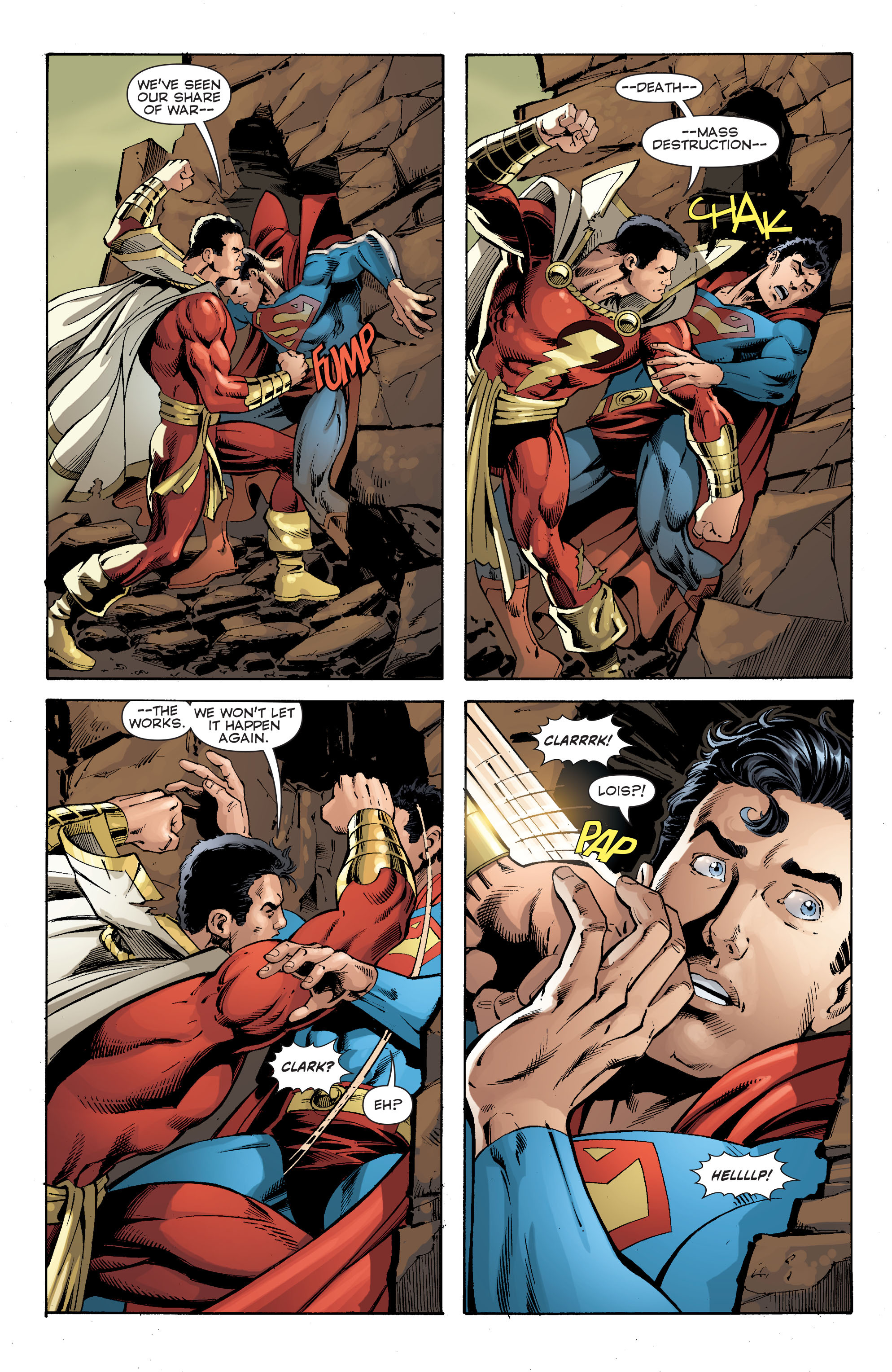 Read online Convergence Superman comic -  Issue #2 - 8
