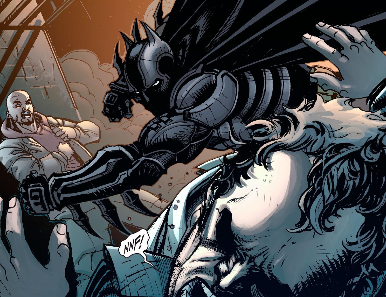 Injustice: Gods Among Us [I] Issue #1 #2 - English 13