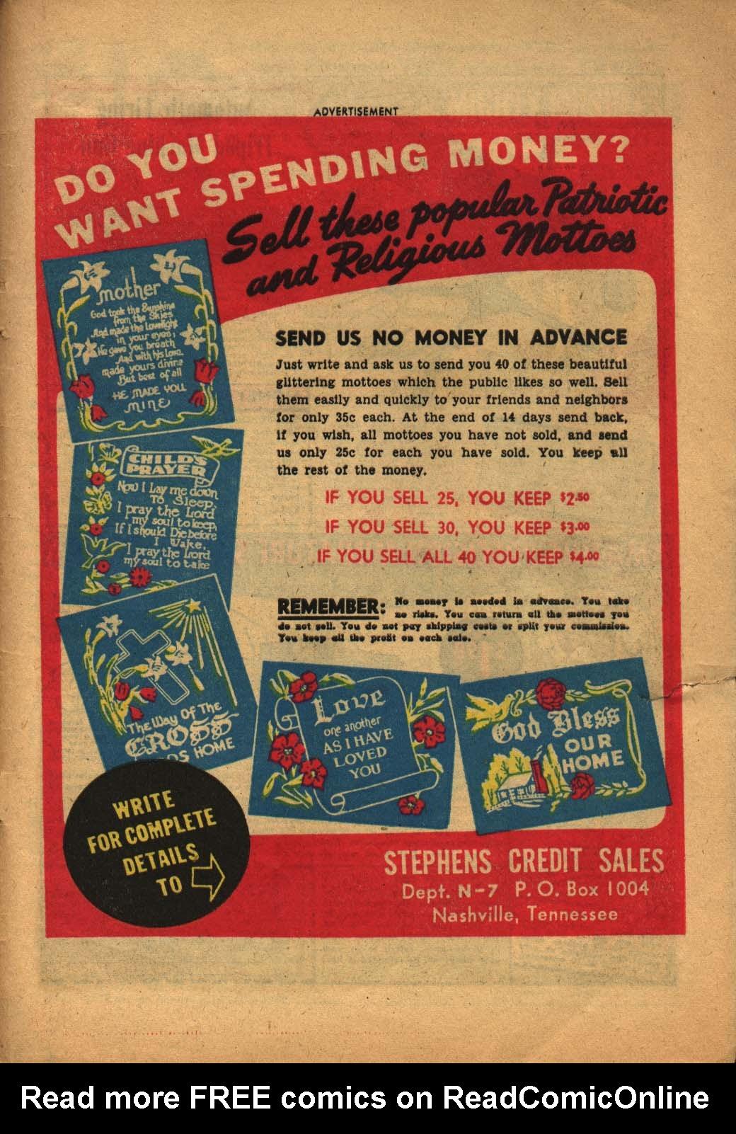 Read online Adventure Comics (1938) comic -  Issue #240 - 33