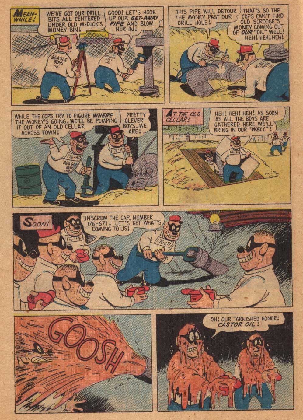 Uncle Scrooge (1953) Issue #21 #21 - English 16