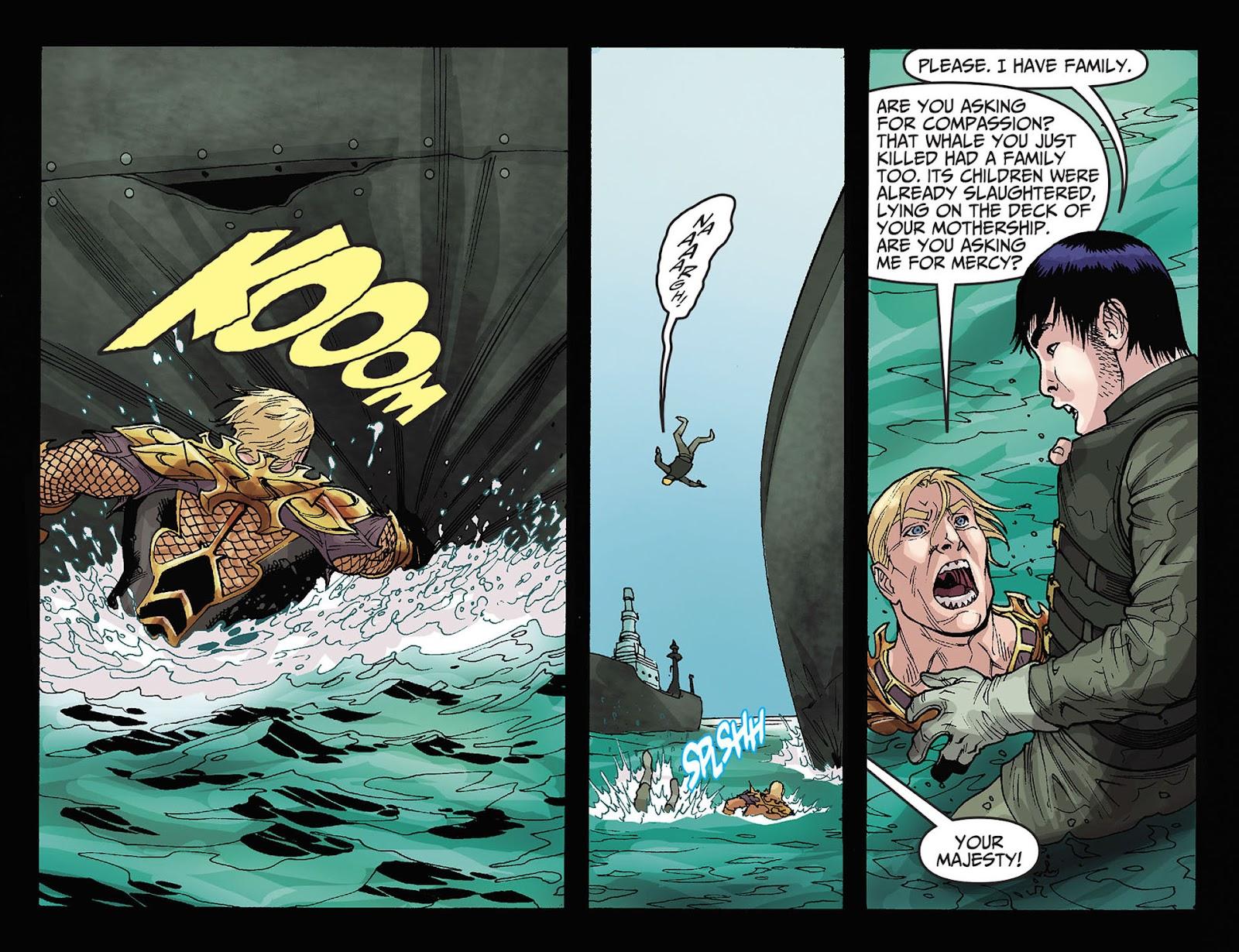 Injustice: Gods Among Us [I] Issue #10 #11 - English 18
