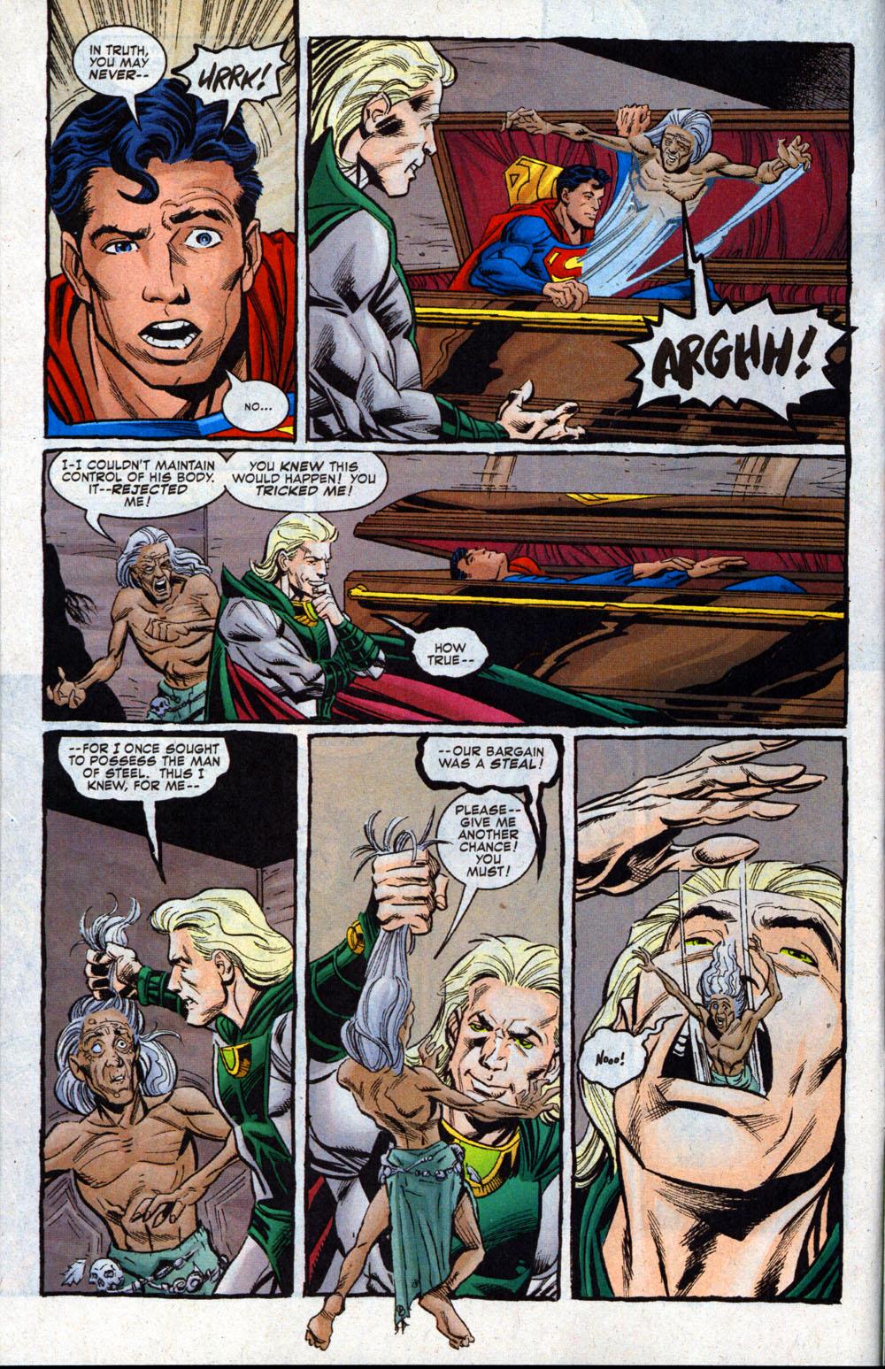Read online Deadman: Dead Again comic -  Issue #4 - 5