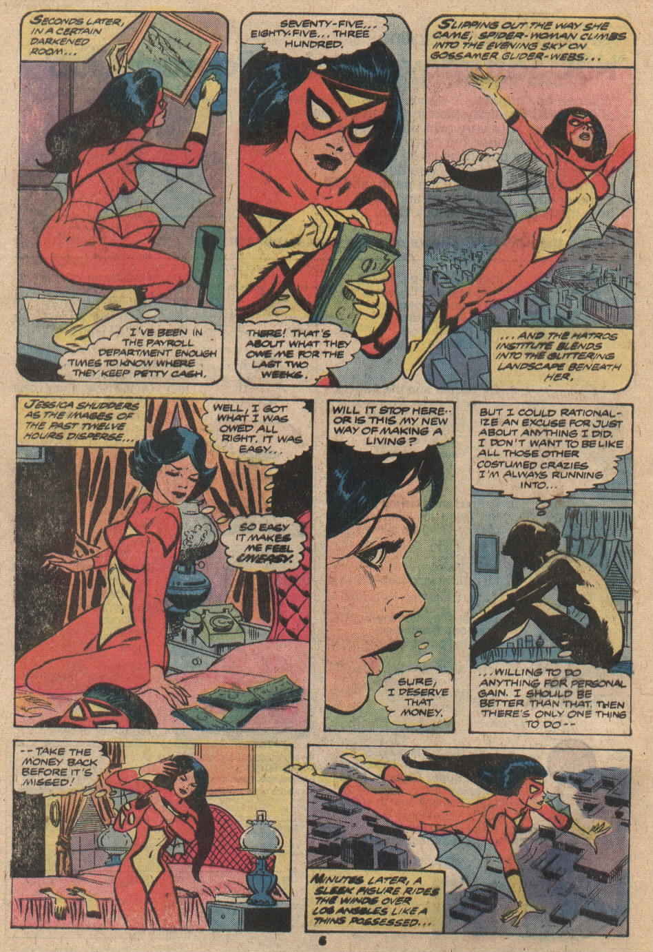 Spider-Woman (1978) Issue #20 #20 - English 5