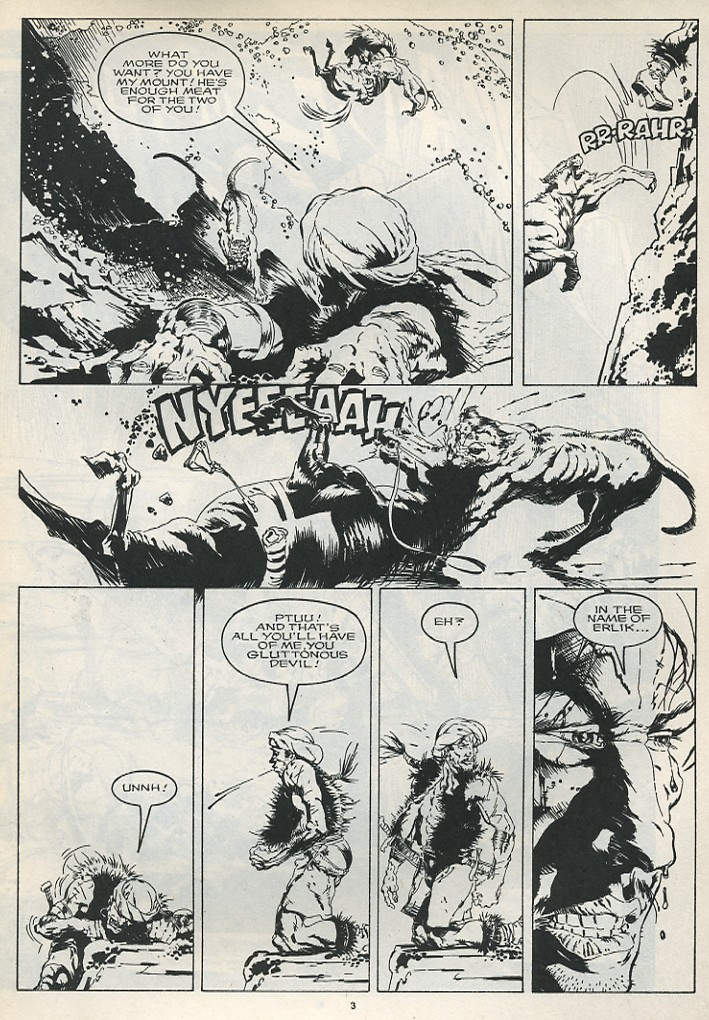 The Savage Sword Of Conan Issue #175 #176 - English 5