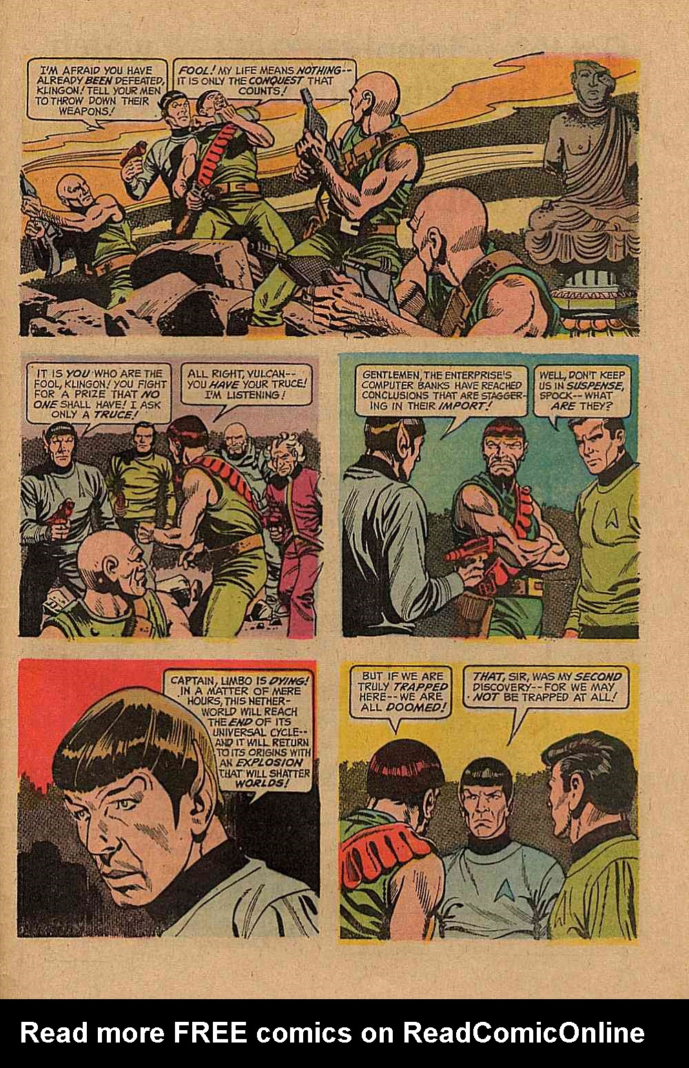 Star Trek (1967) Issue #15 #15 - English 23