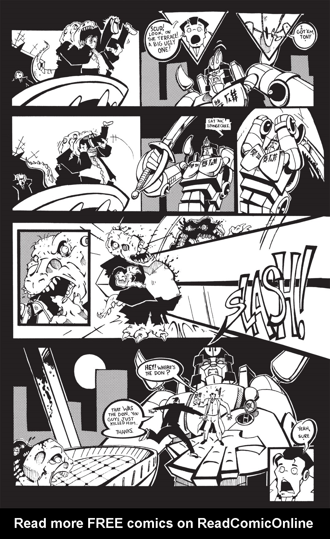 Read online Scud: The Disposable Assassin: The Whole Shebang comic -  Issue # TPB (Part 1) - 134