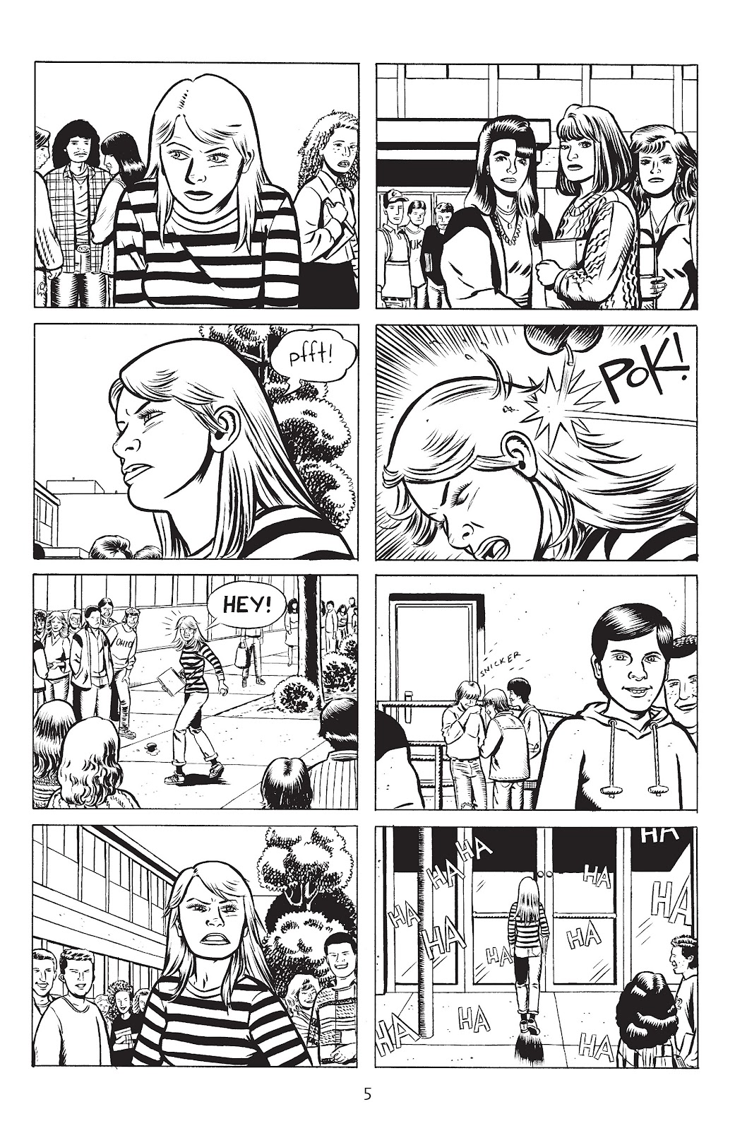 Stray Bullets Issue #31 #31 - English 7