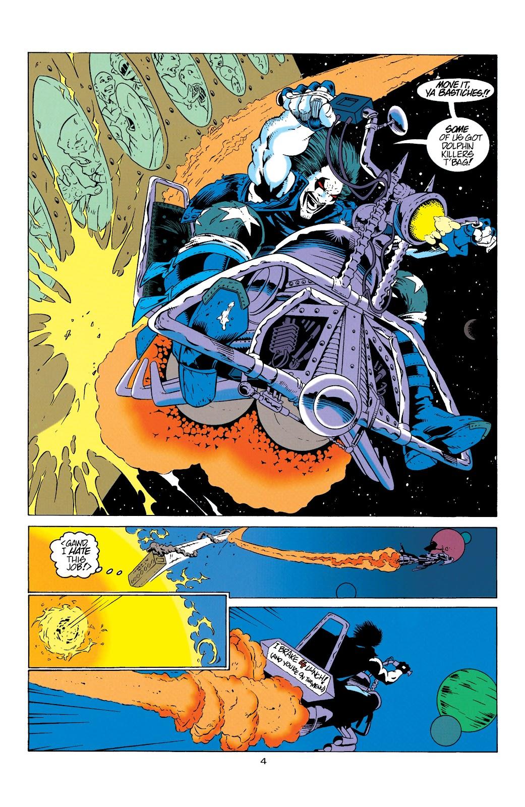 Aquaman (1994) Issue #4 #10 - English 5