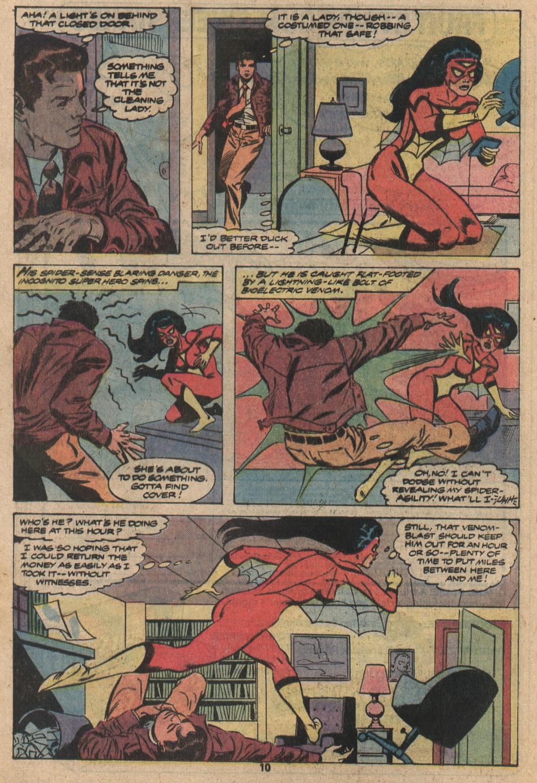 Spider-Woman (1978) #20 #31 - English 7