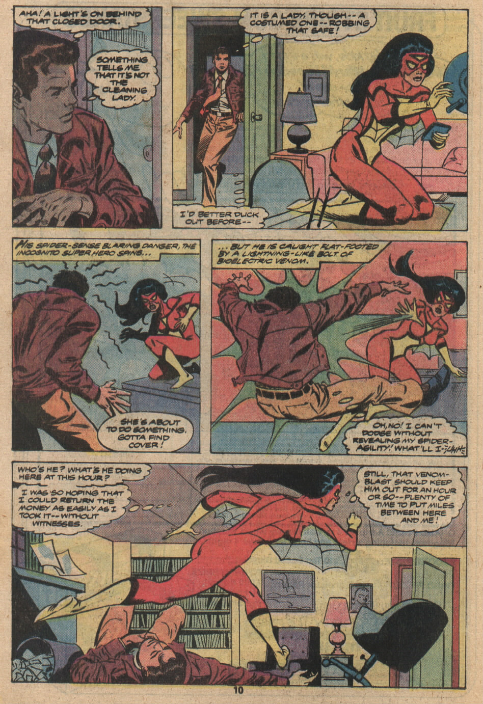 Spider-Woman (1978) Issue #20 #20 - English 7