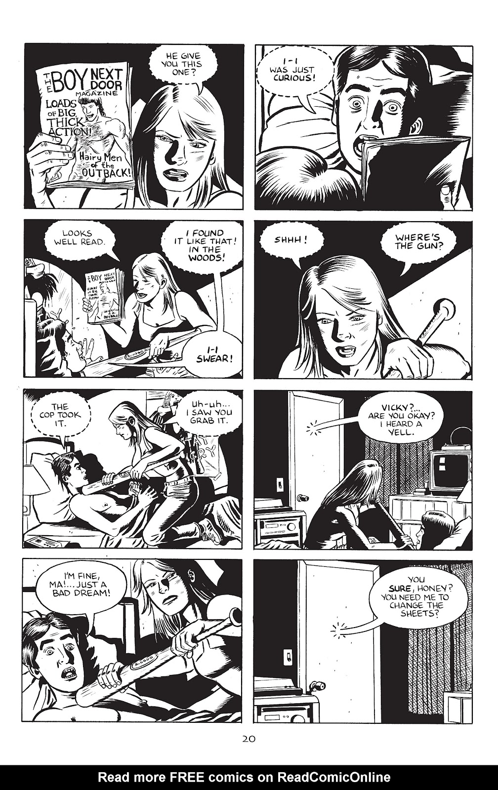 Stray Bullets Issue #30 #30 - English 22