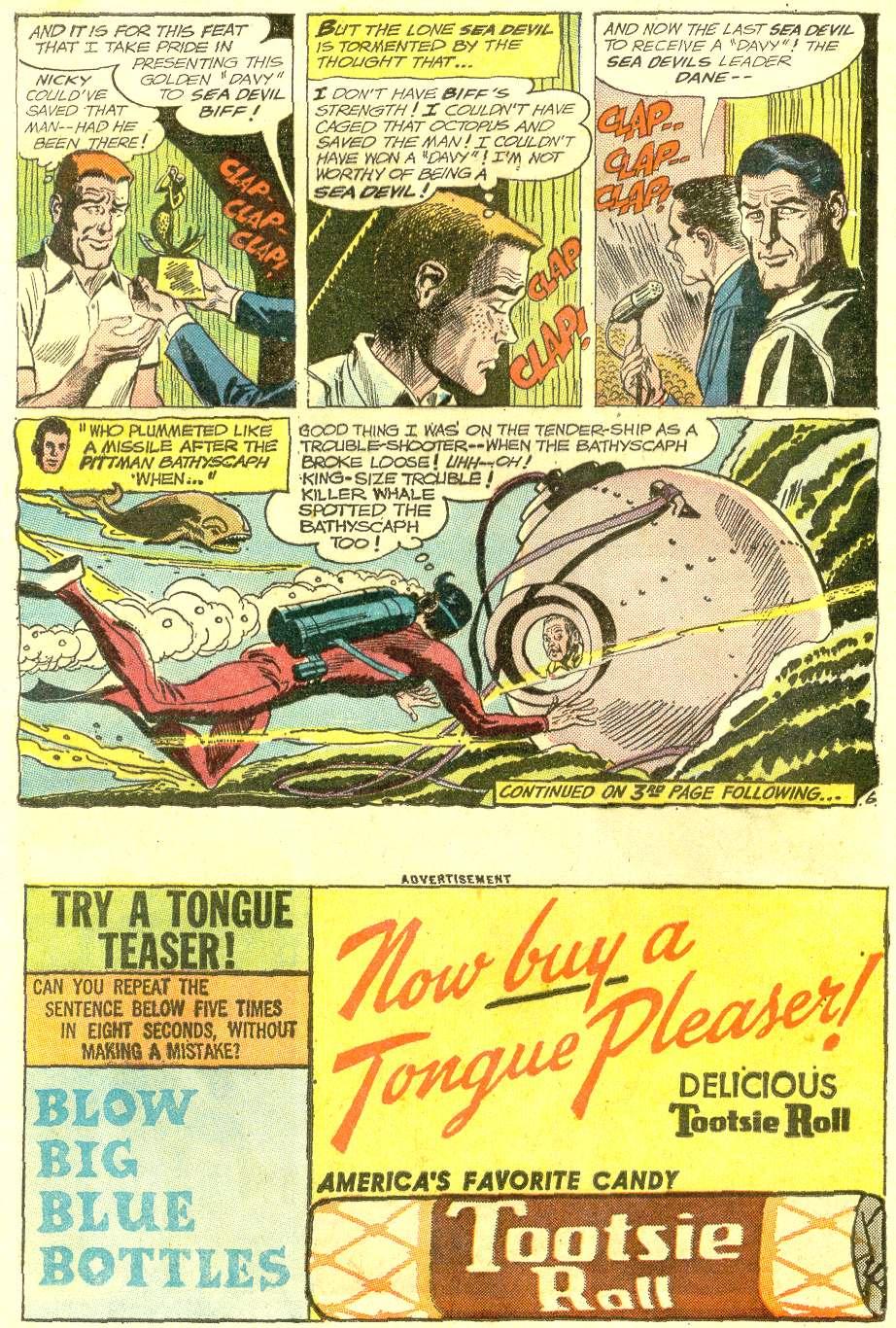 Read online Sea Devils comic -  Issue #12 - 8