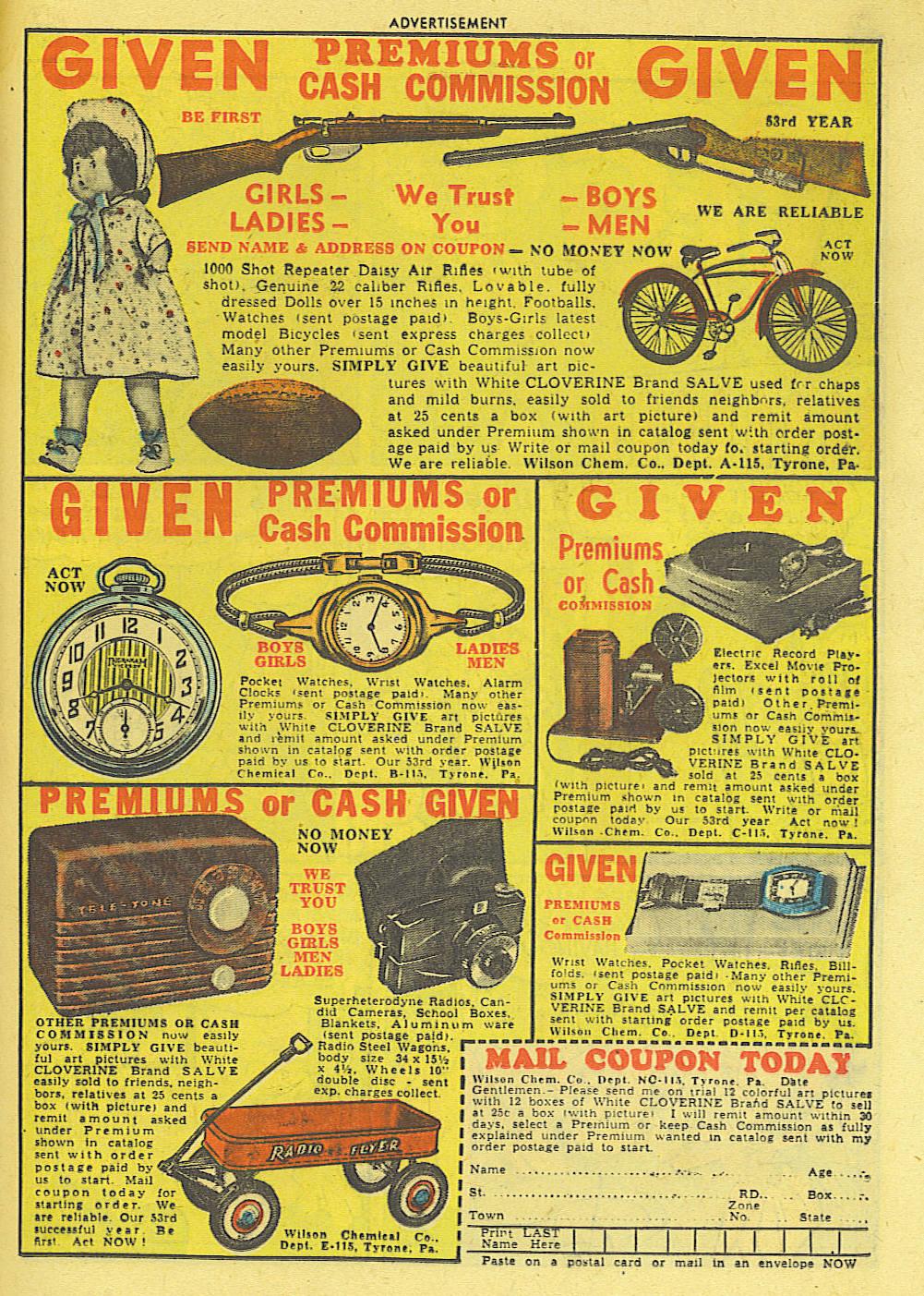 Read online Adventure Comics (1938) comic -  Issue #135 - 37