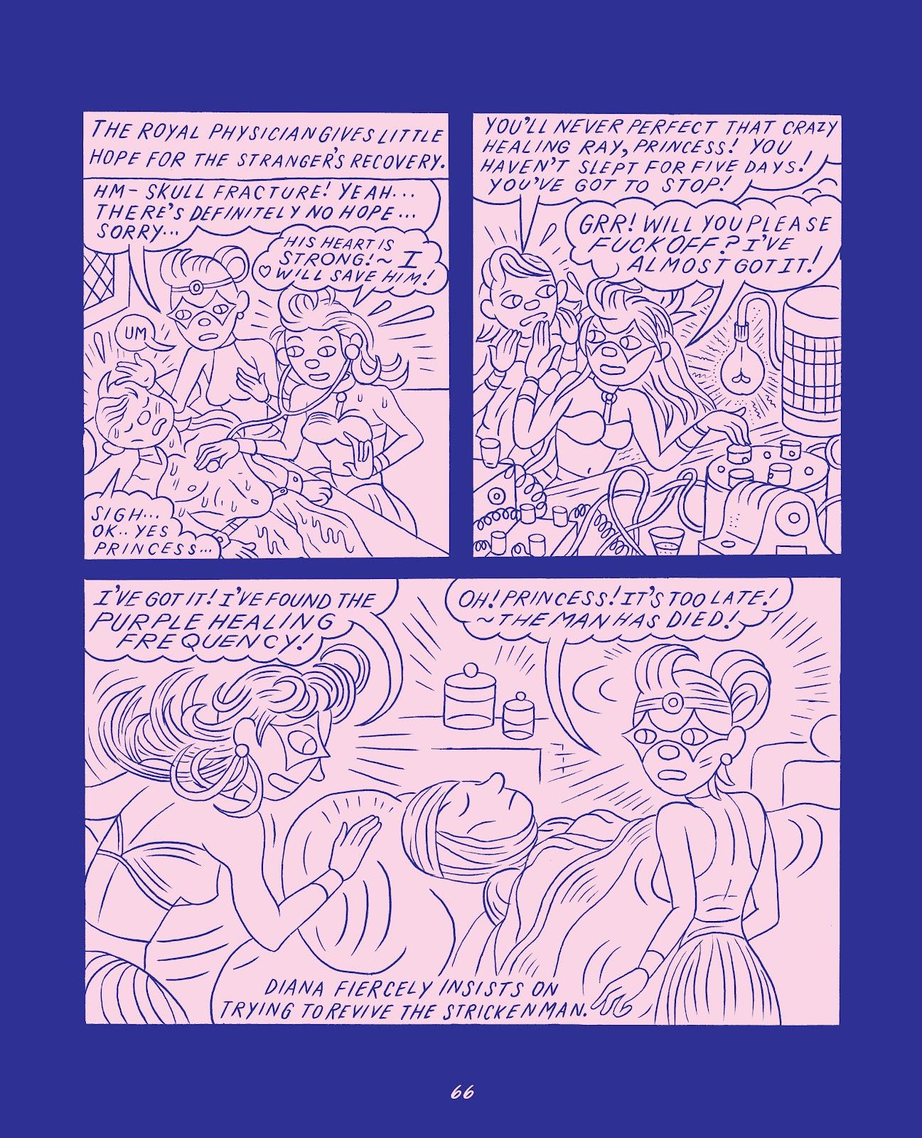 What Parsifal Saw TPB #1 - English 70
