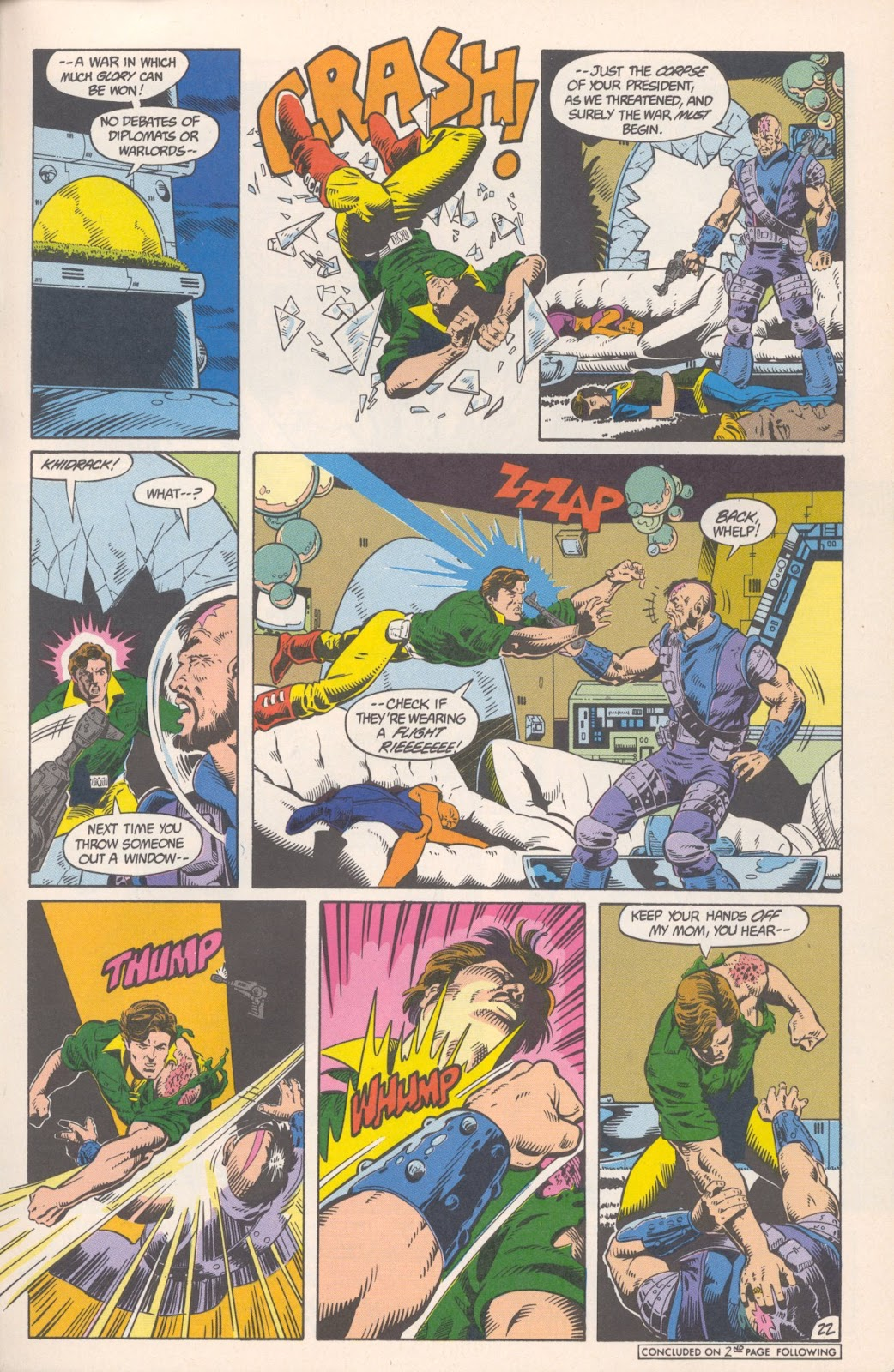 Tales of the Legion Issue #335 #22 - English 23