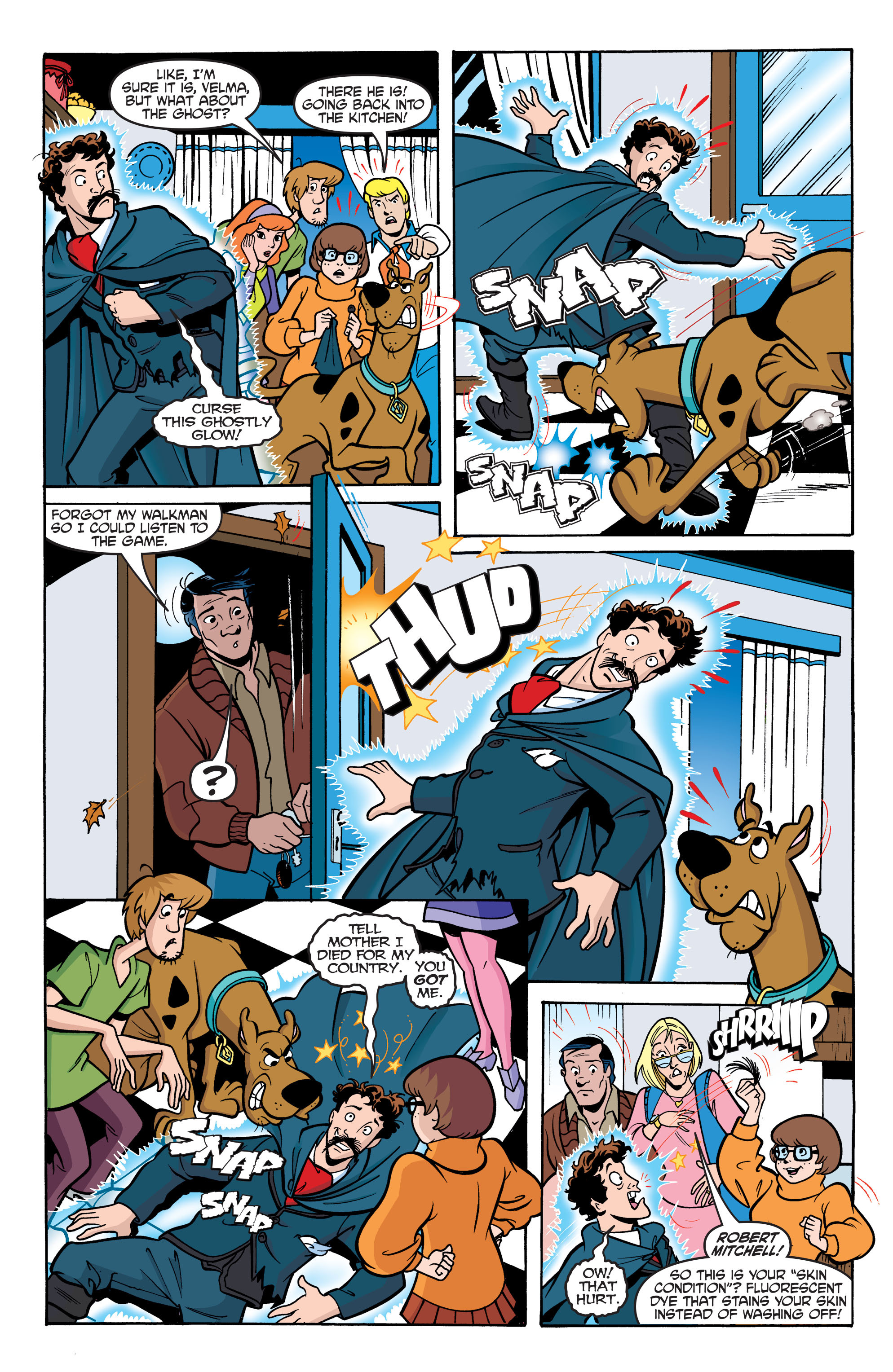 Read online Scooby-Doo: Where Are You? comic -  Issue #61 - 19