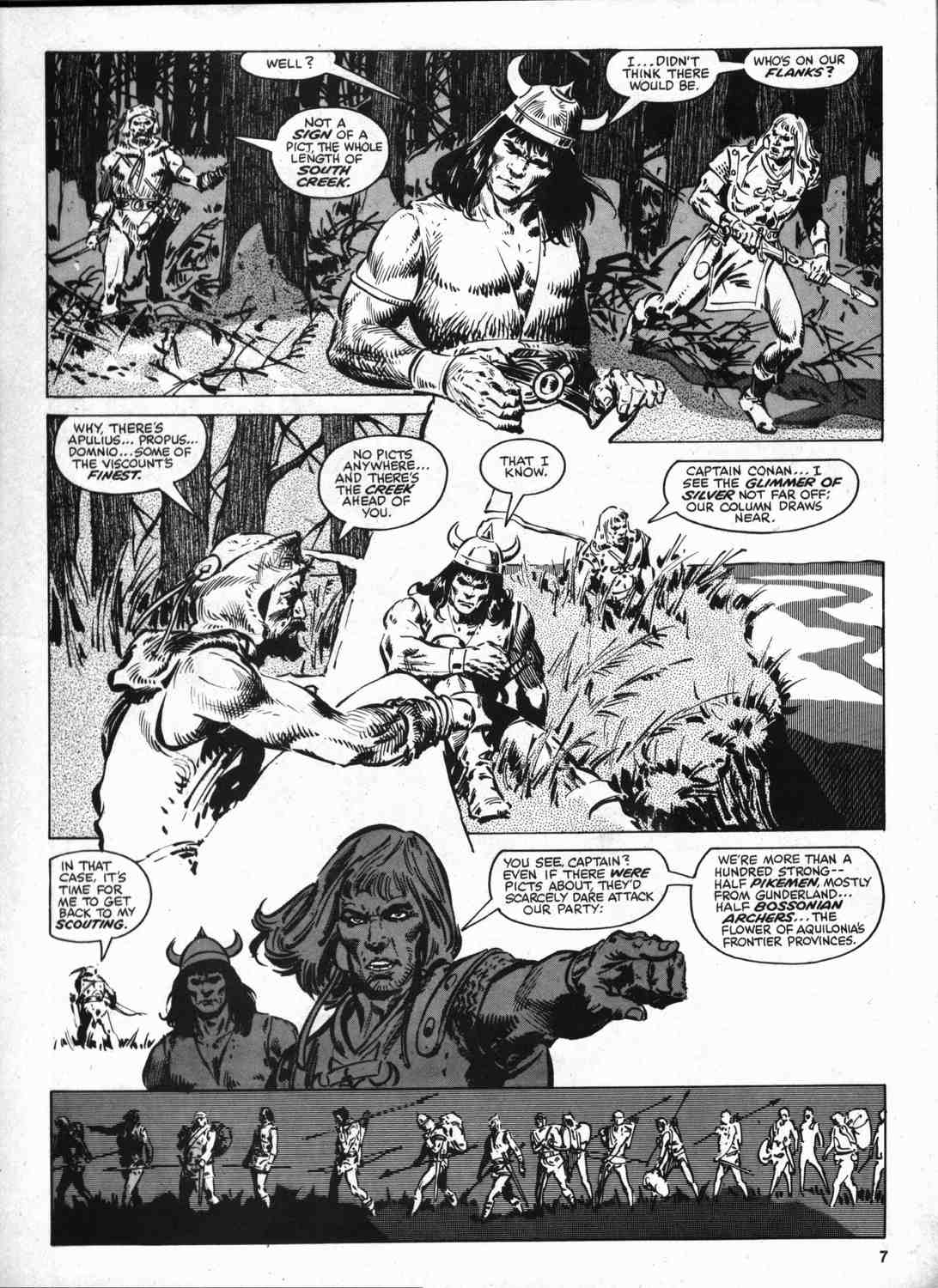 The Savage Sword Of Conan Issue #46 #47 - English 6