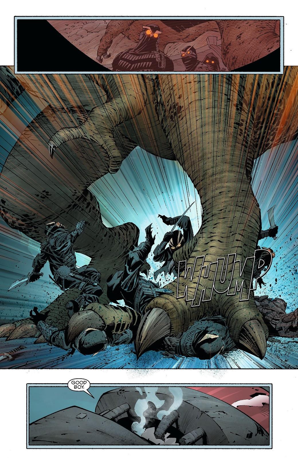 Batman (2011) Issue #9 #24 - English 11