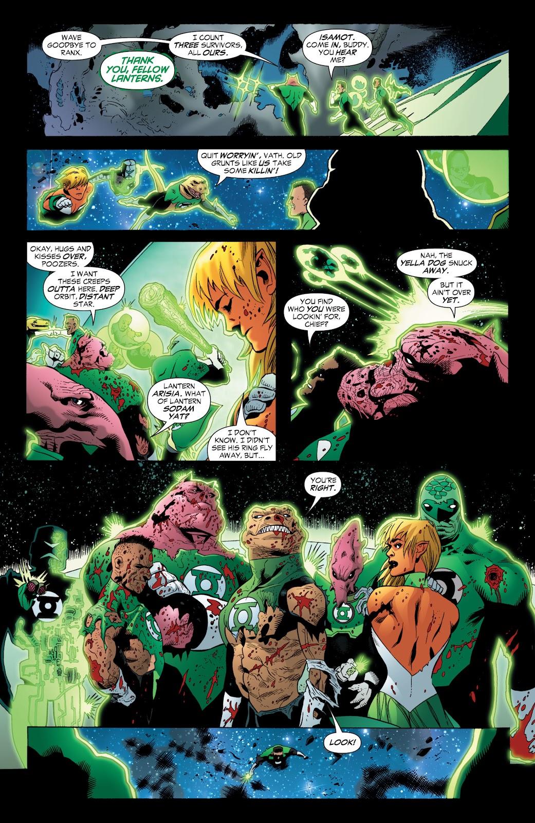 Green Lantern: The Sinestro Corps War Full #1 - English 177
