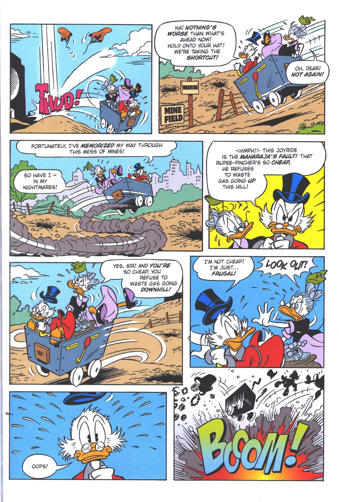 Uncle Scrooge (1953) Issue #379 #379 - English 57
