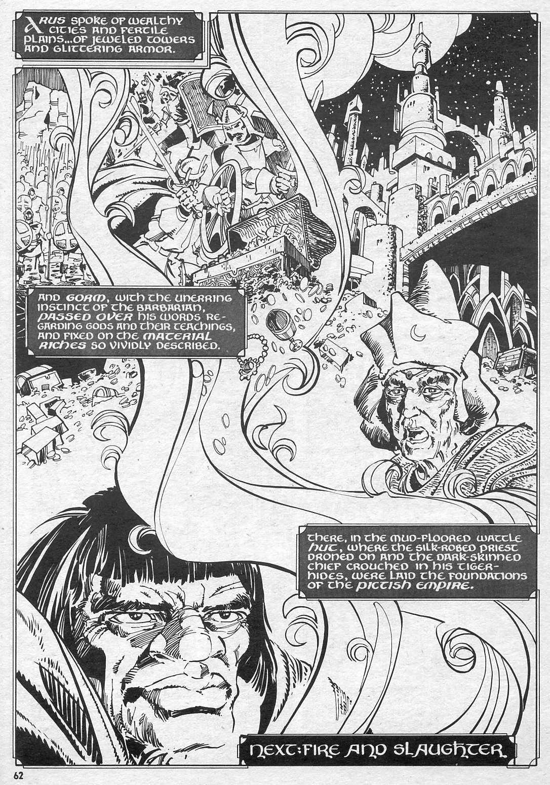 The Savage Sword Of Conan Issue #15 #16 - English 61