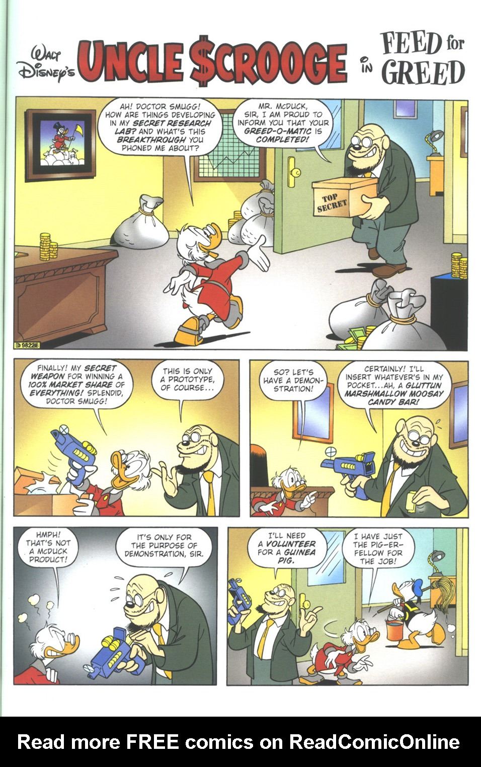 Uncle Scrooge (1953) Issue #345 #345 - English 41