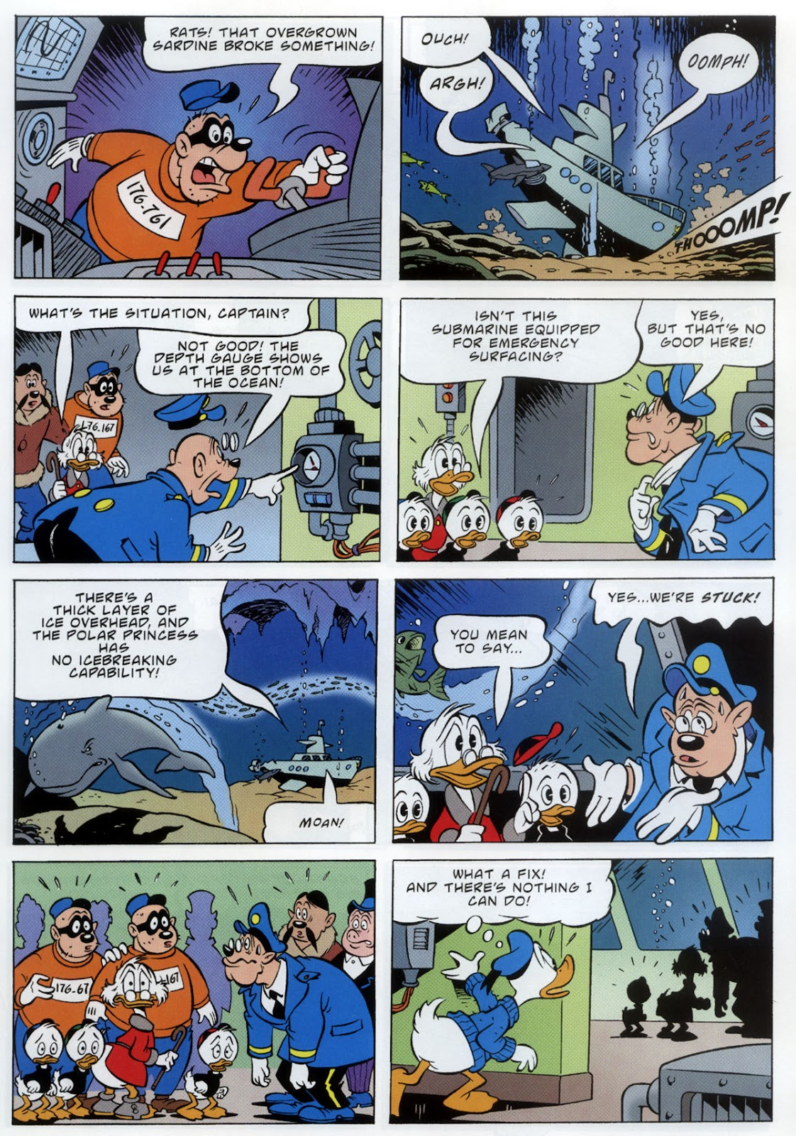 Uncle Scrooge (1953) Issue #333 #333 - English 13
