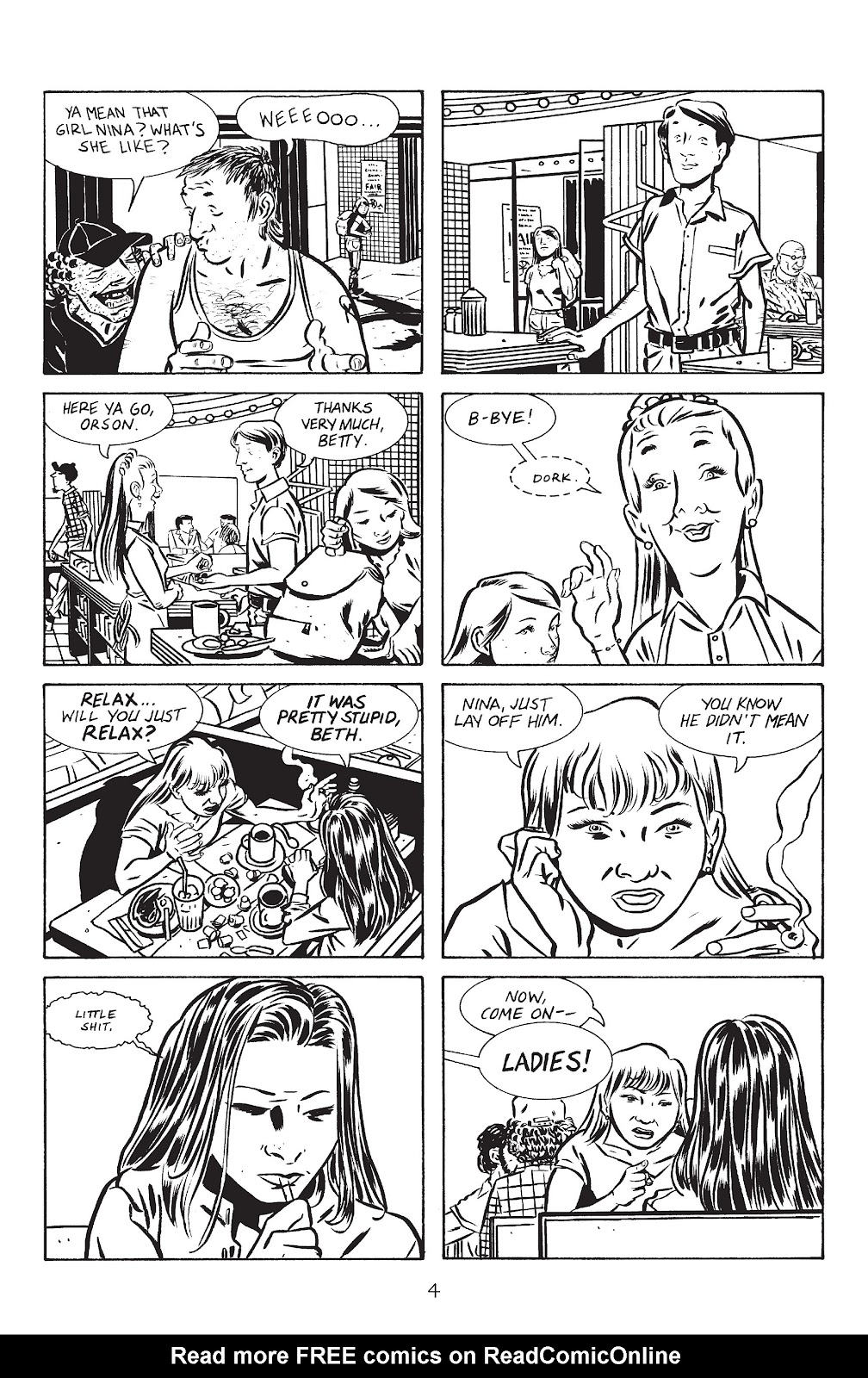 Stray Bullets Issue #12 #12 - English 6