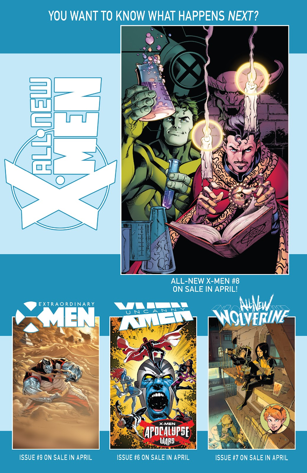 All-New X-Men (2016) Issue #7 #9 - English 23