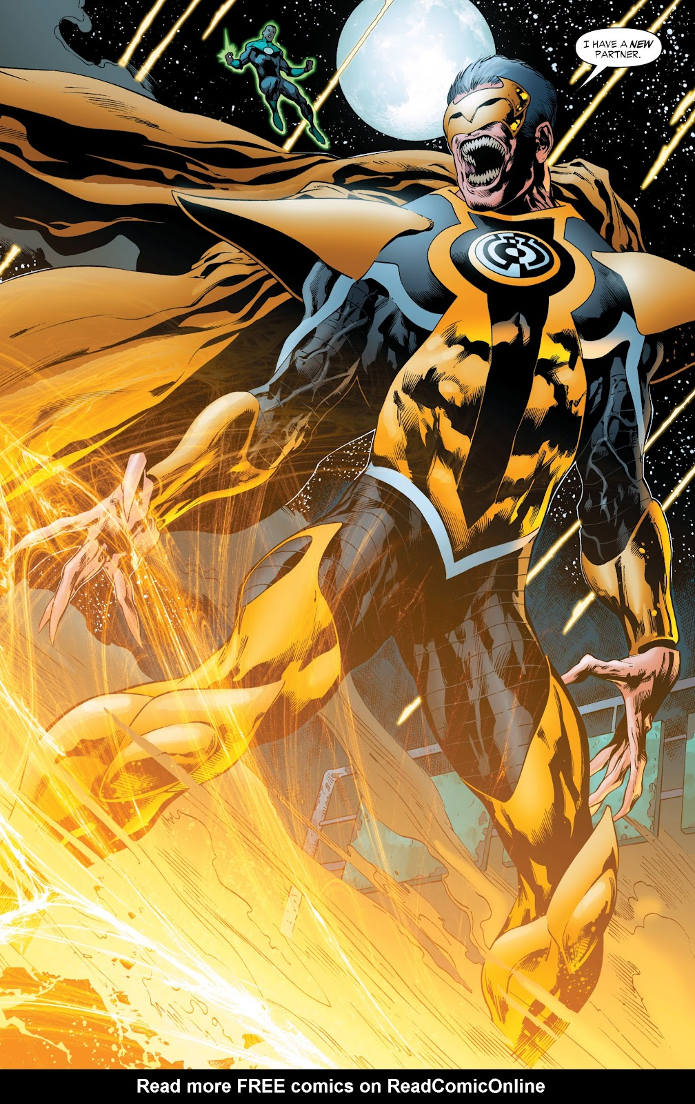 Green Lantern: The Sinestro Corps War Full #1 - English 190