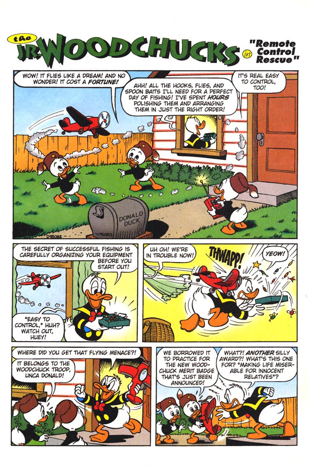 Uncle Scrooge (1953) Issue #307 #307 - English 24