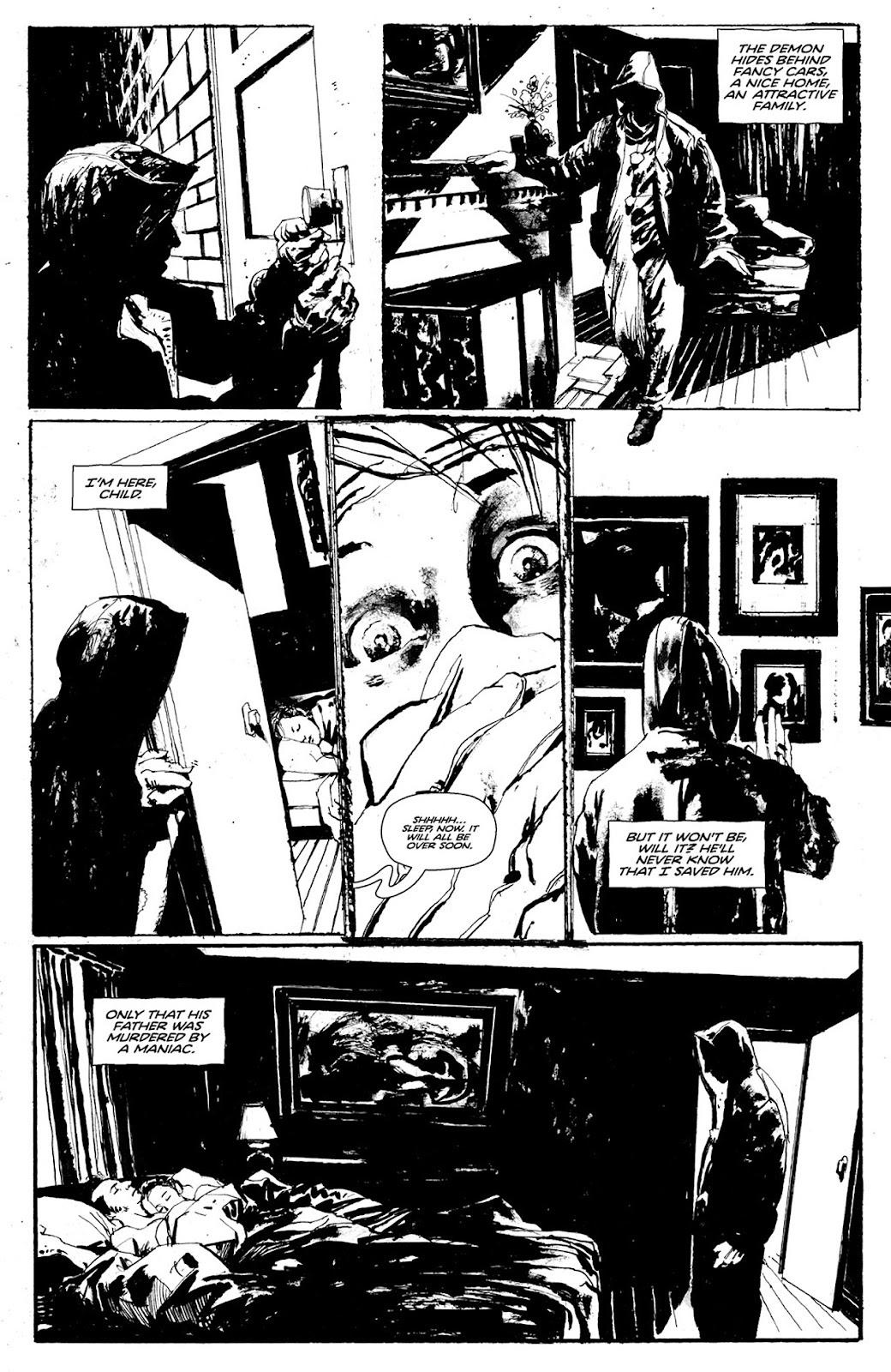 Creepy (2009) Issue #6 #6 - English 21
