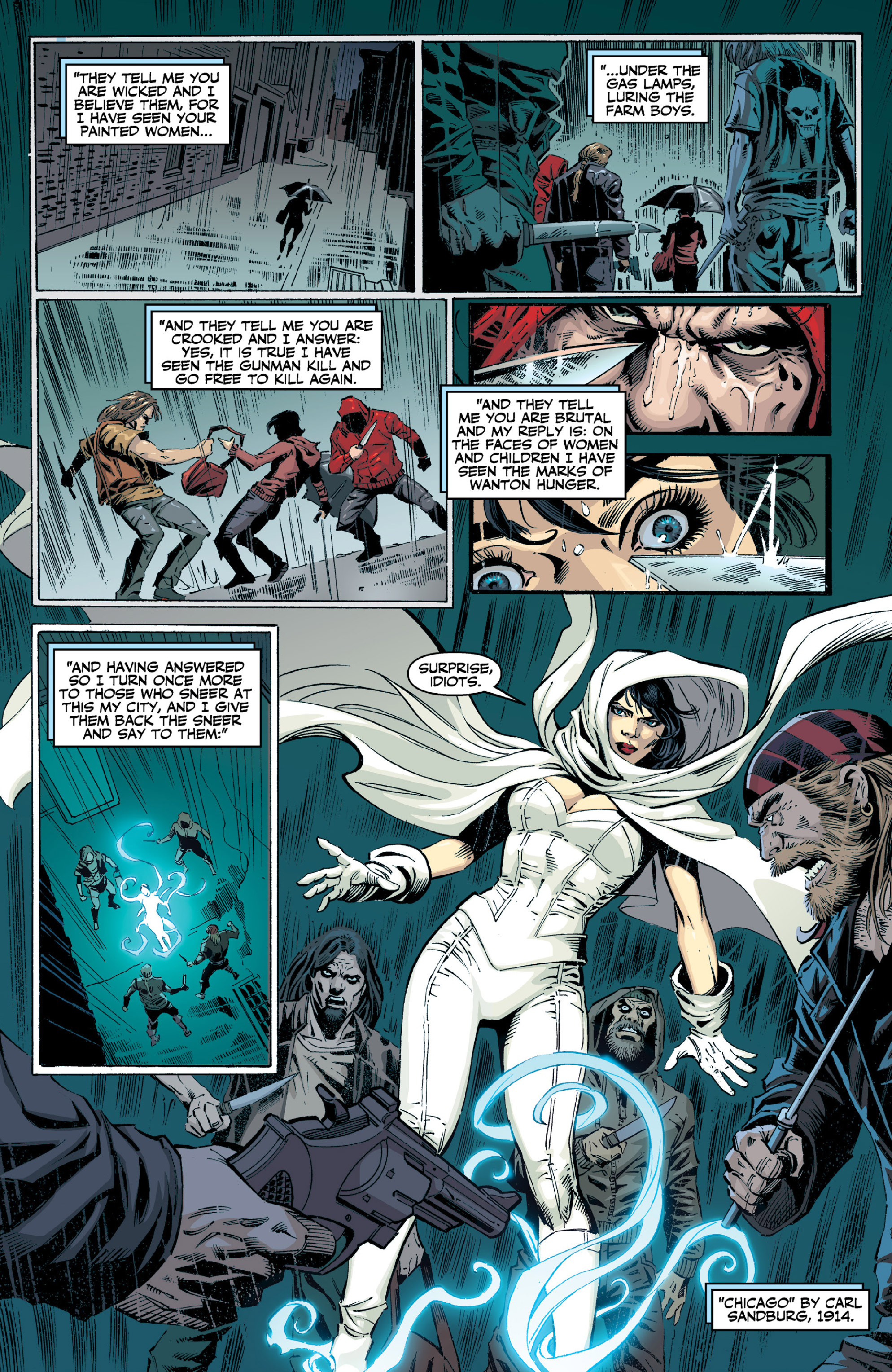 Read online Ghost (2013) comic -  Issue # TPB 2 - 8