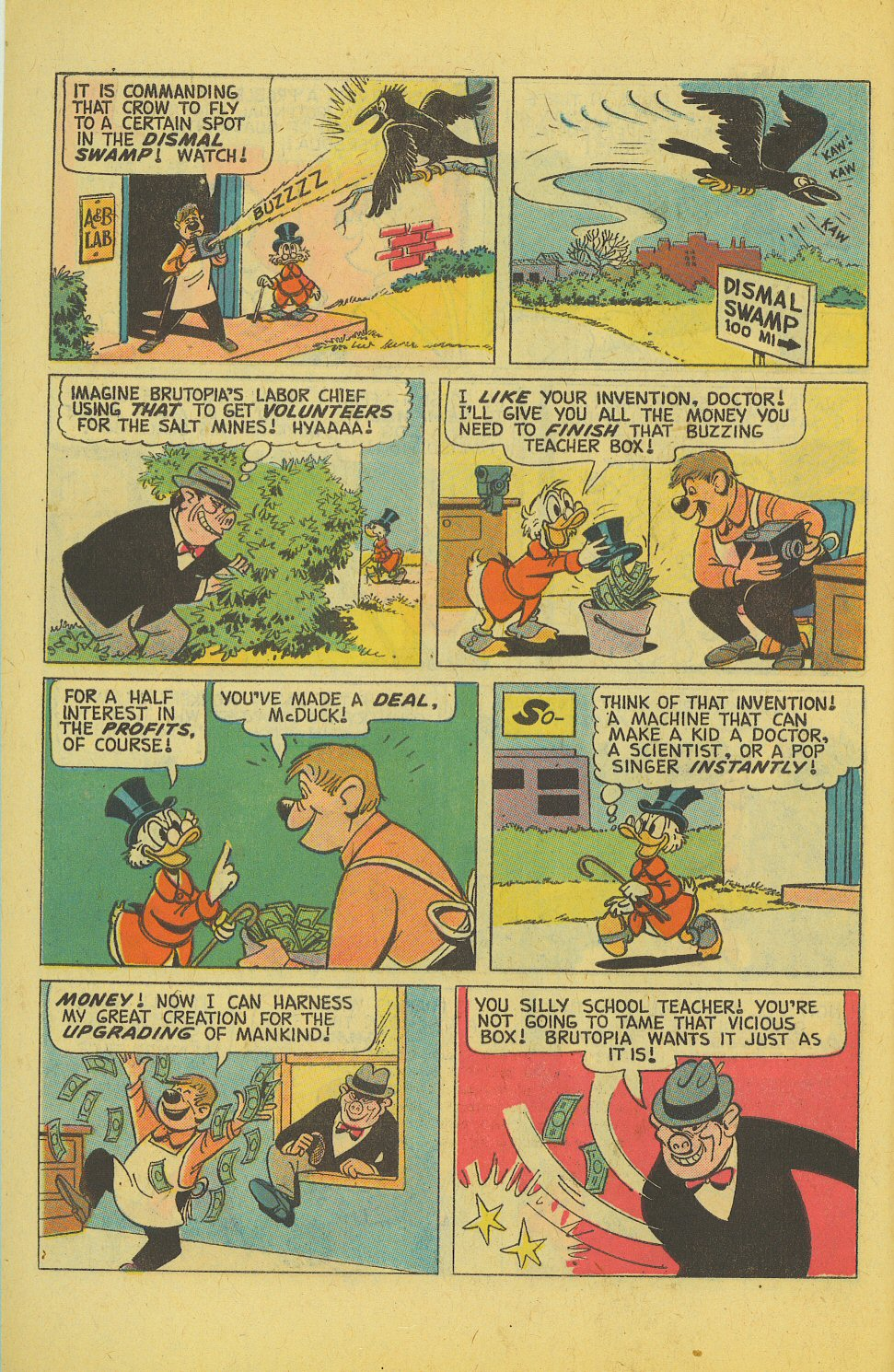 Uncle Scrooge (1953) Issue #123 #123 - English 6
