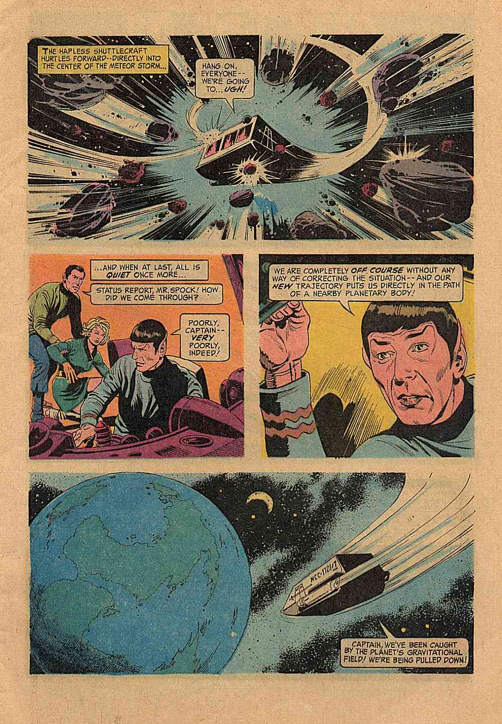 Star Trek (1967) Issue #16 #16 - English 4