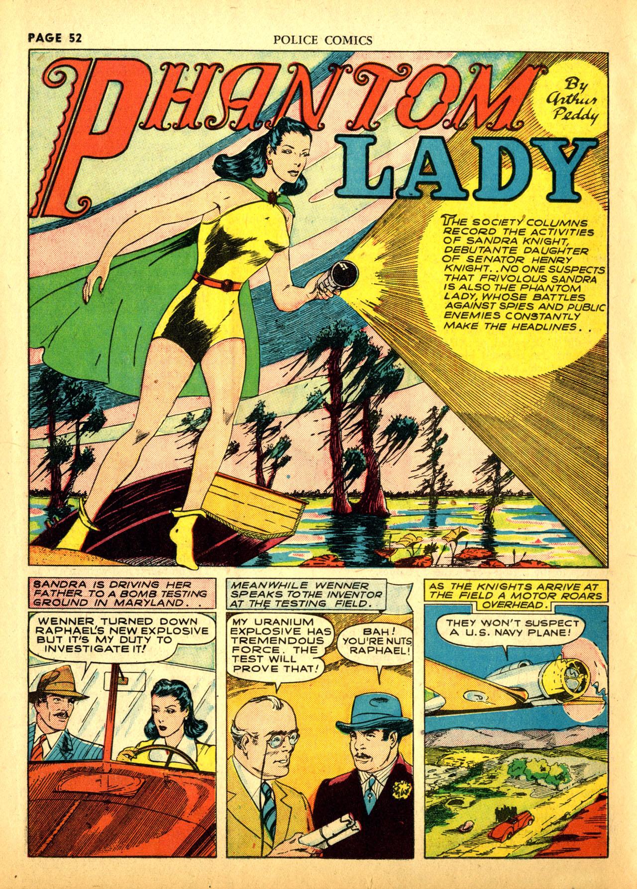 Police Comics #1 #127 - English 55