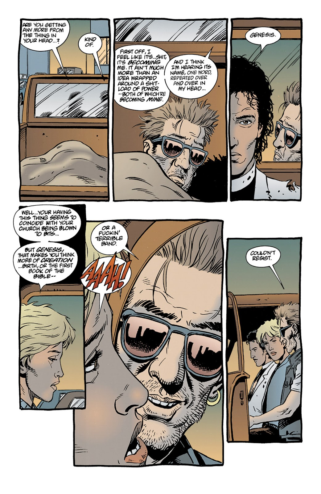 Preacher Issue #2 #11 - English 15