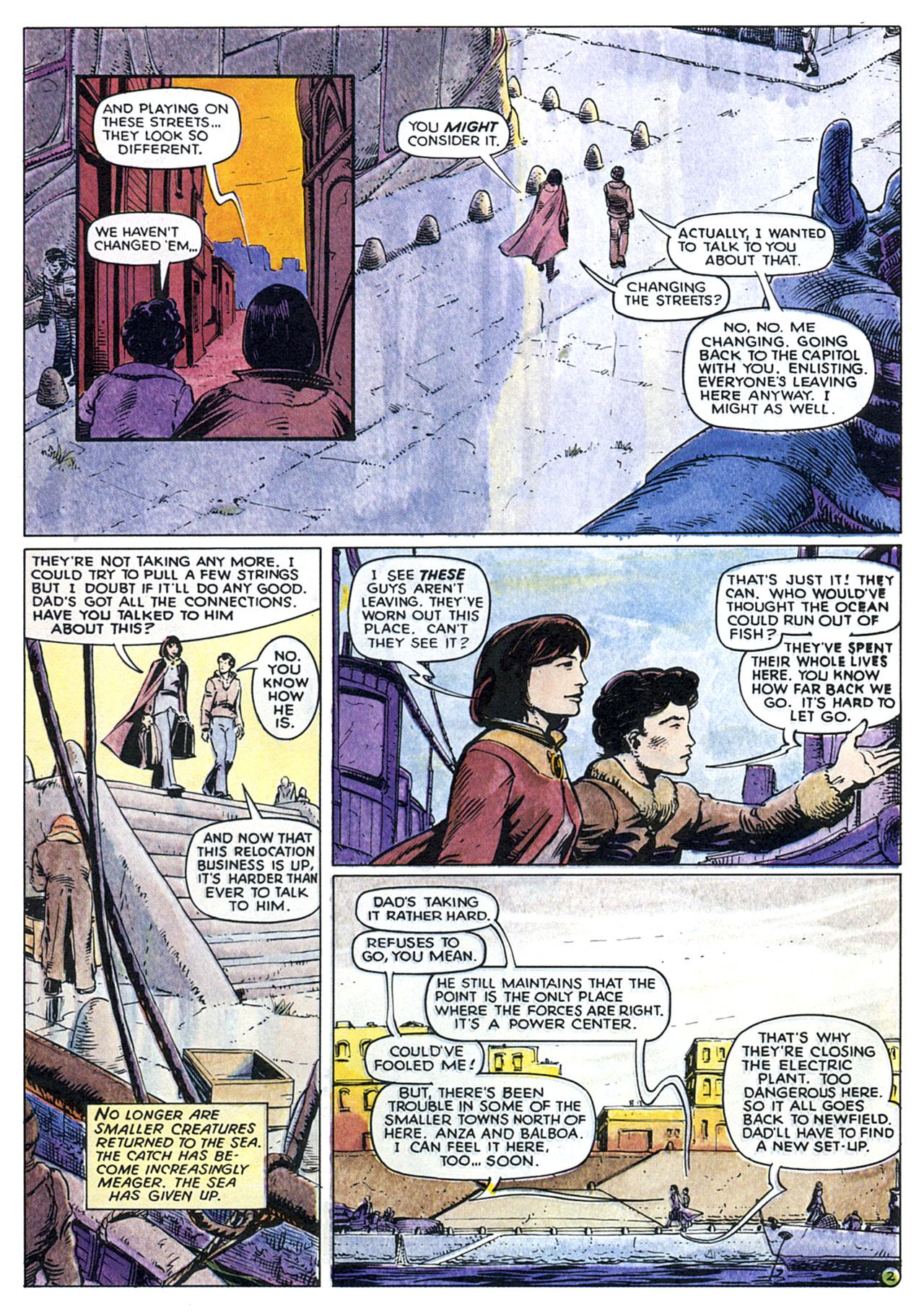 Read online Star*Reach comic -  Issue #13 - 19