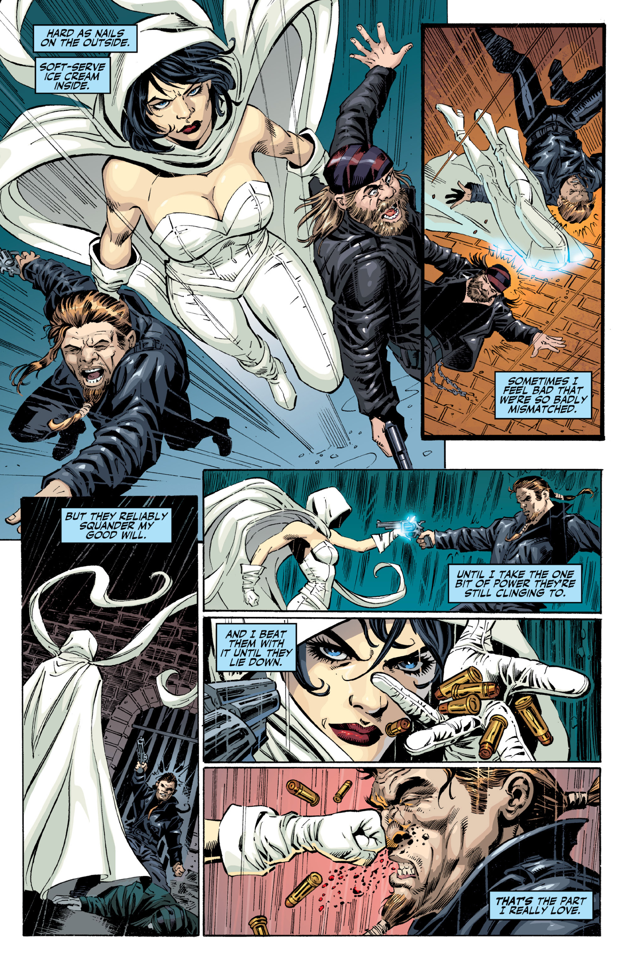 Read online Ghost (2013) comic -  Issue # TPB 2 - 10