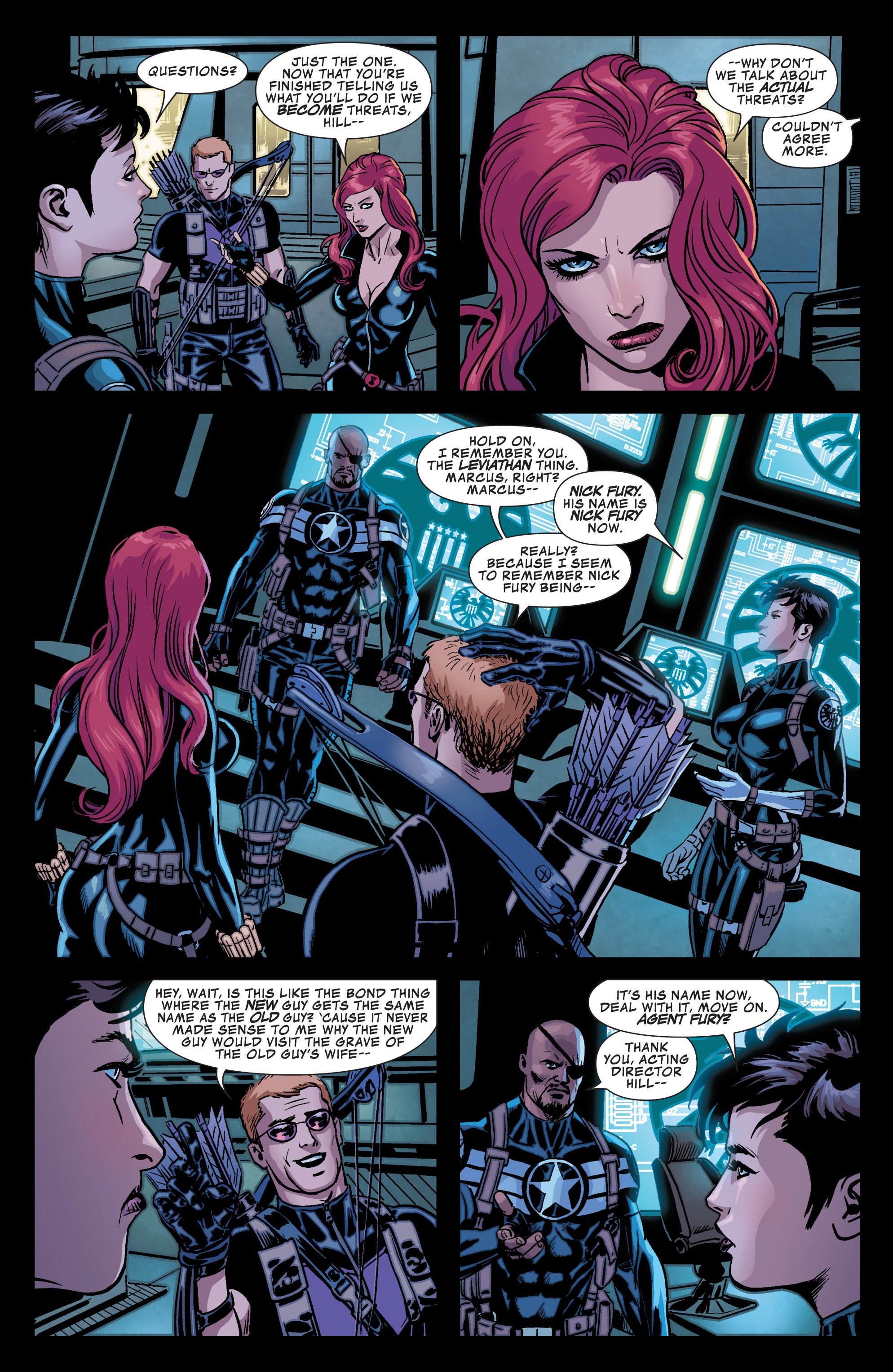 Read online Secret Avengers (2013) comic -  Issue #1 - 15