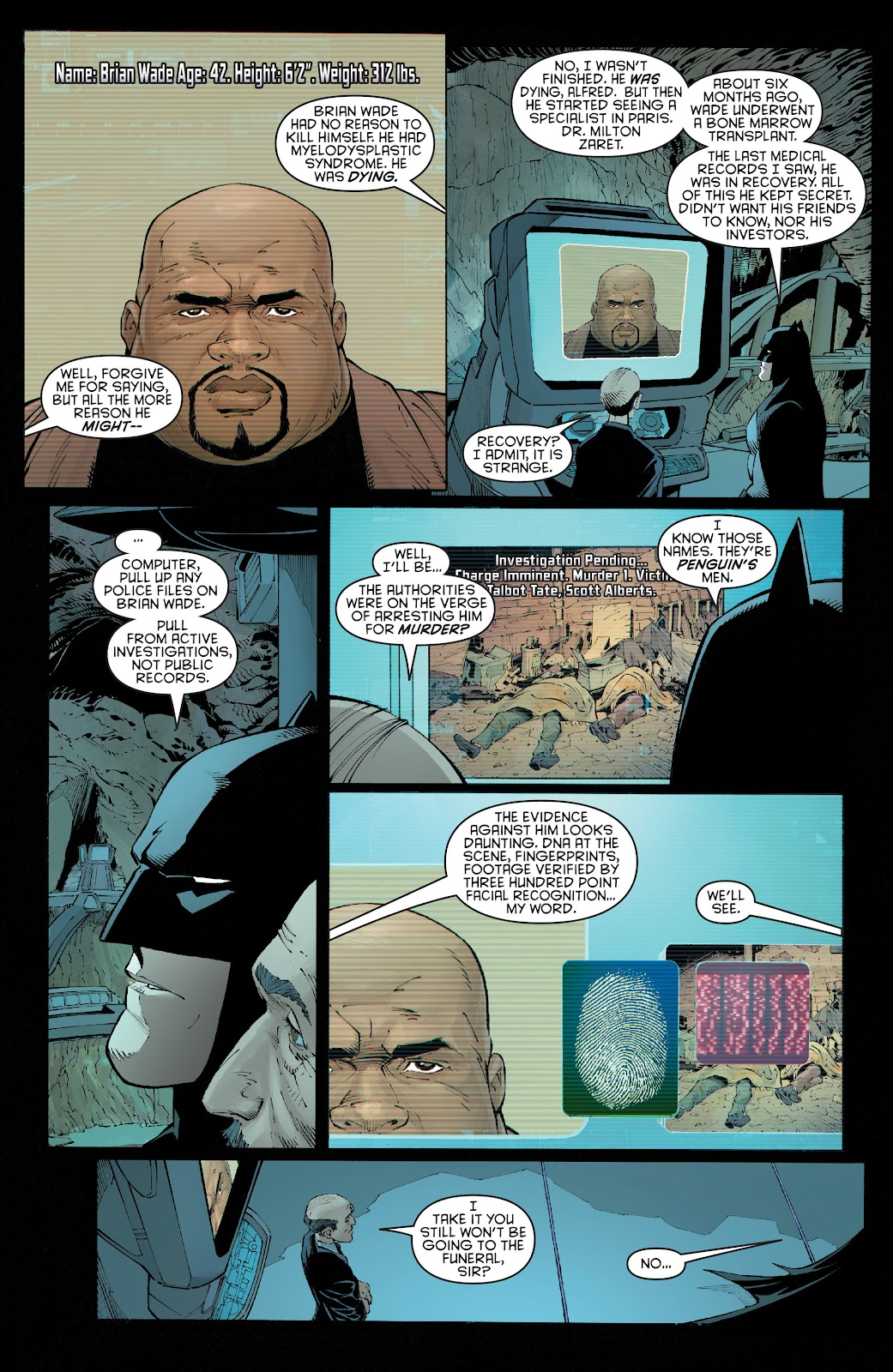 Batman (2011) Issue #19 #34 - English 13