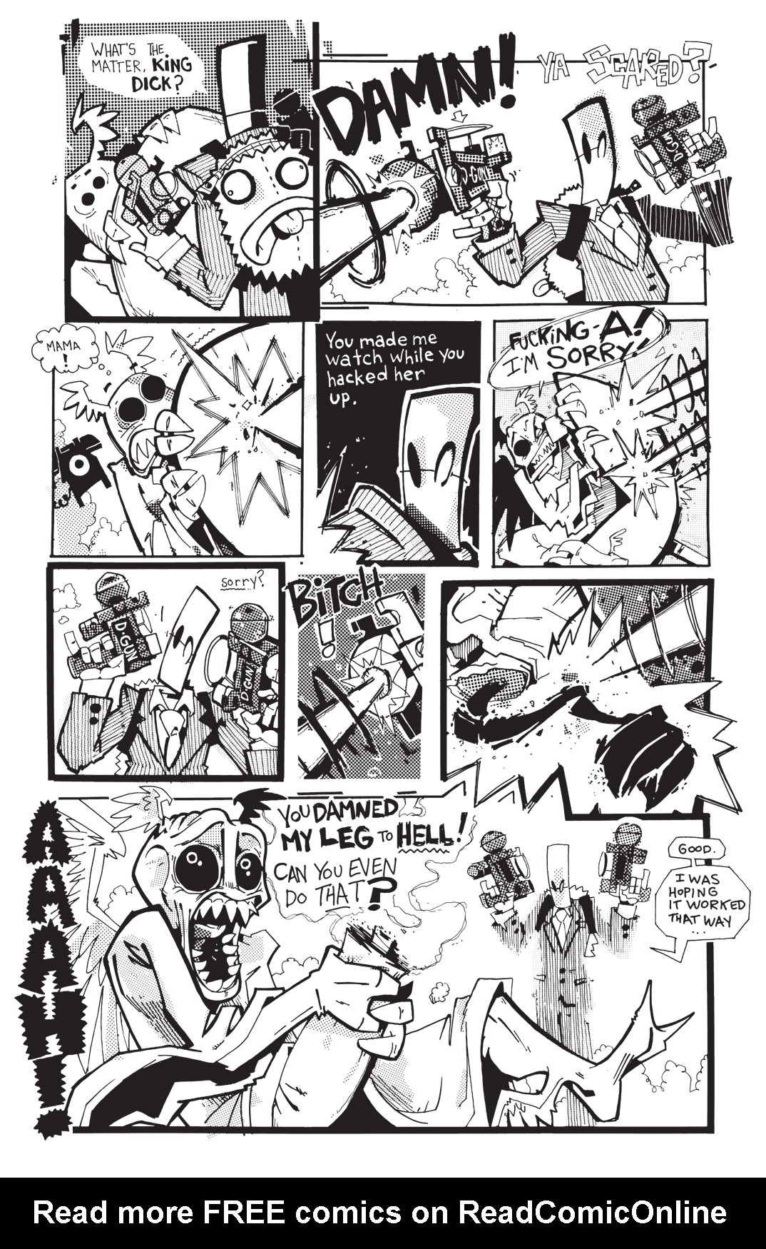Read online Scud: The Disposable Assassin: The Whole Shebang comic -  Issue # TPB (Part 4) - 115