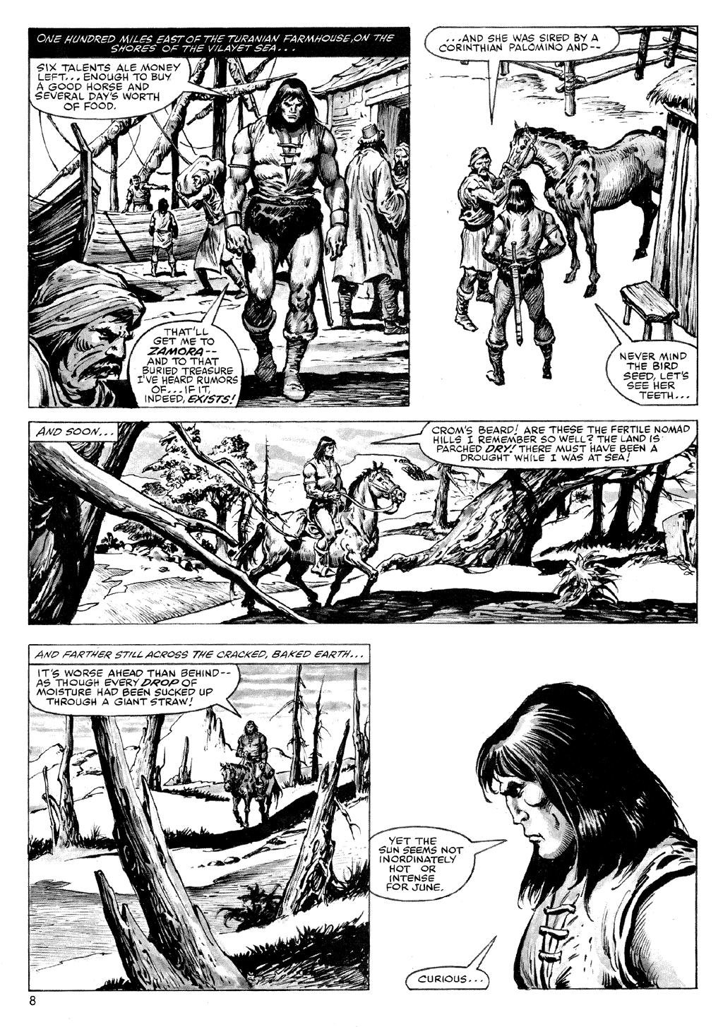 Of Conan  #164 - English 8