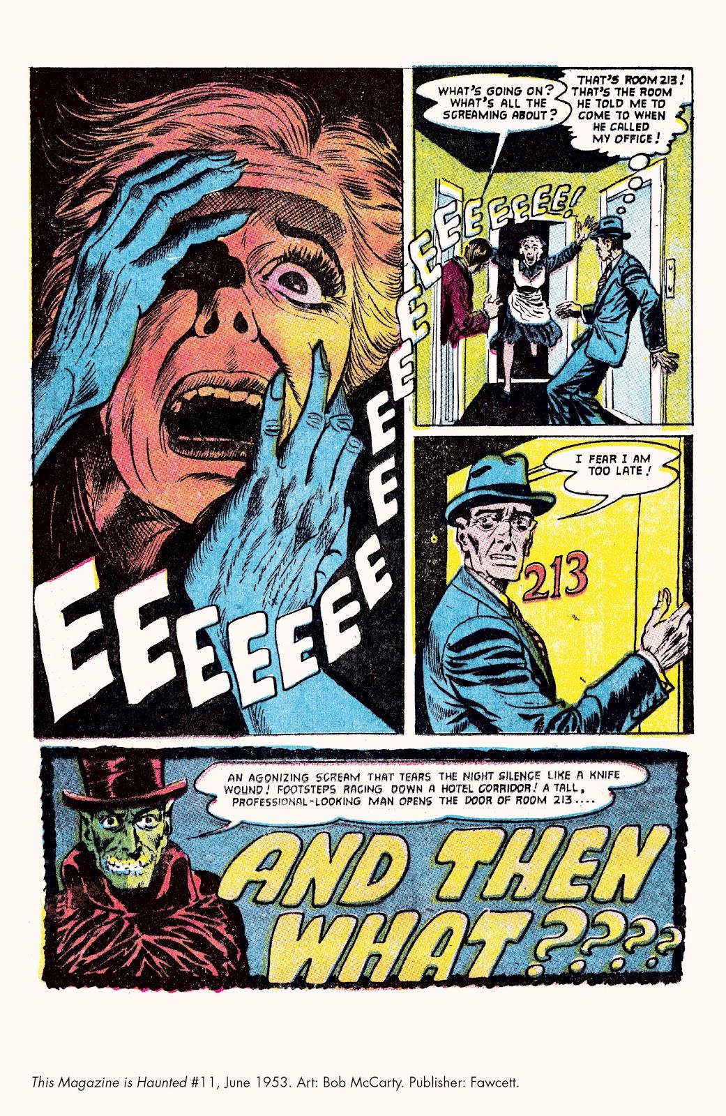Haunted Horror Issue #12 #12 - English 43