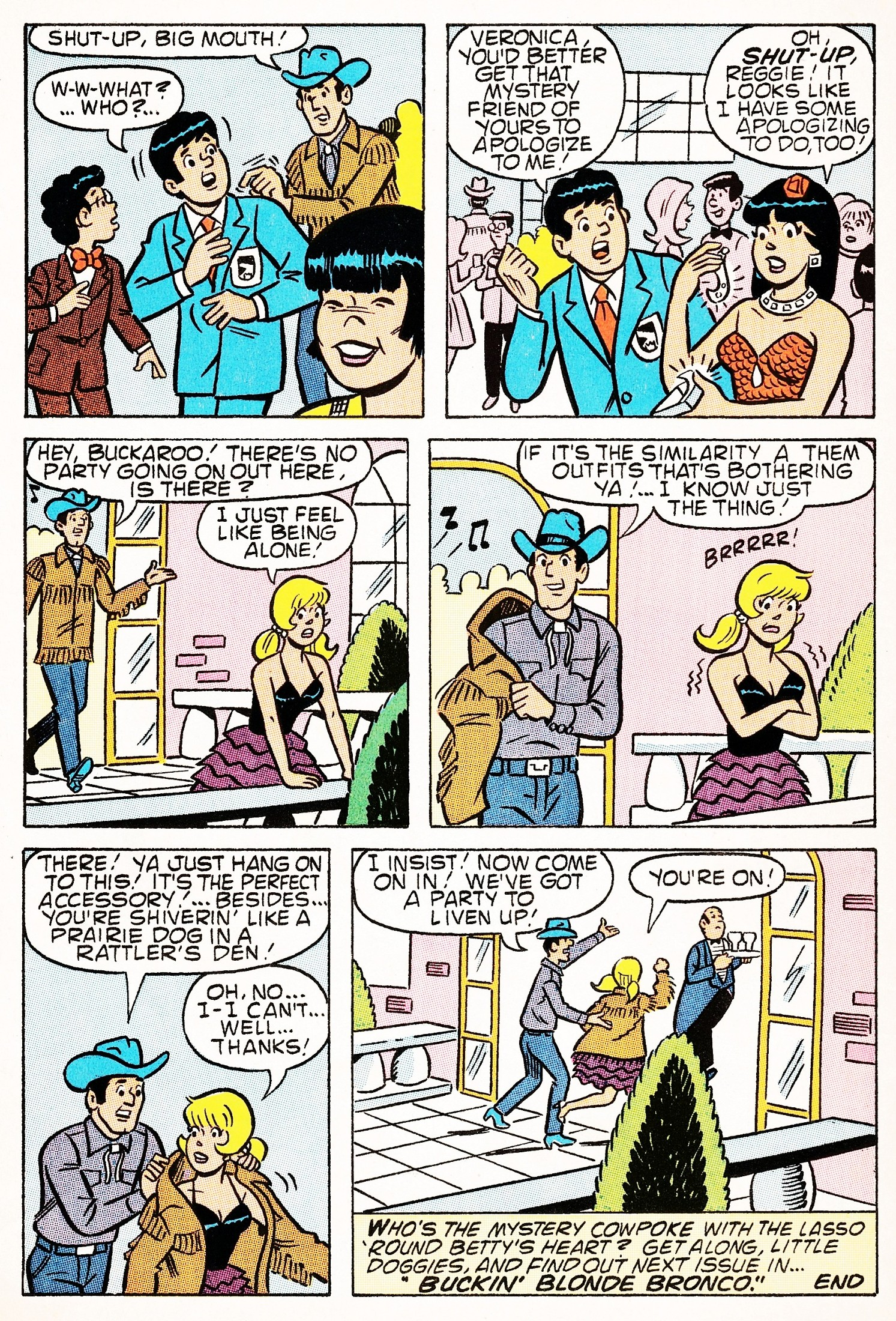 Read online Betty and Me comic -  Issue #196 - 8