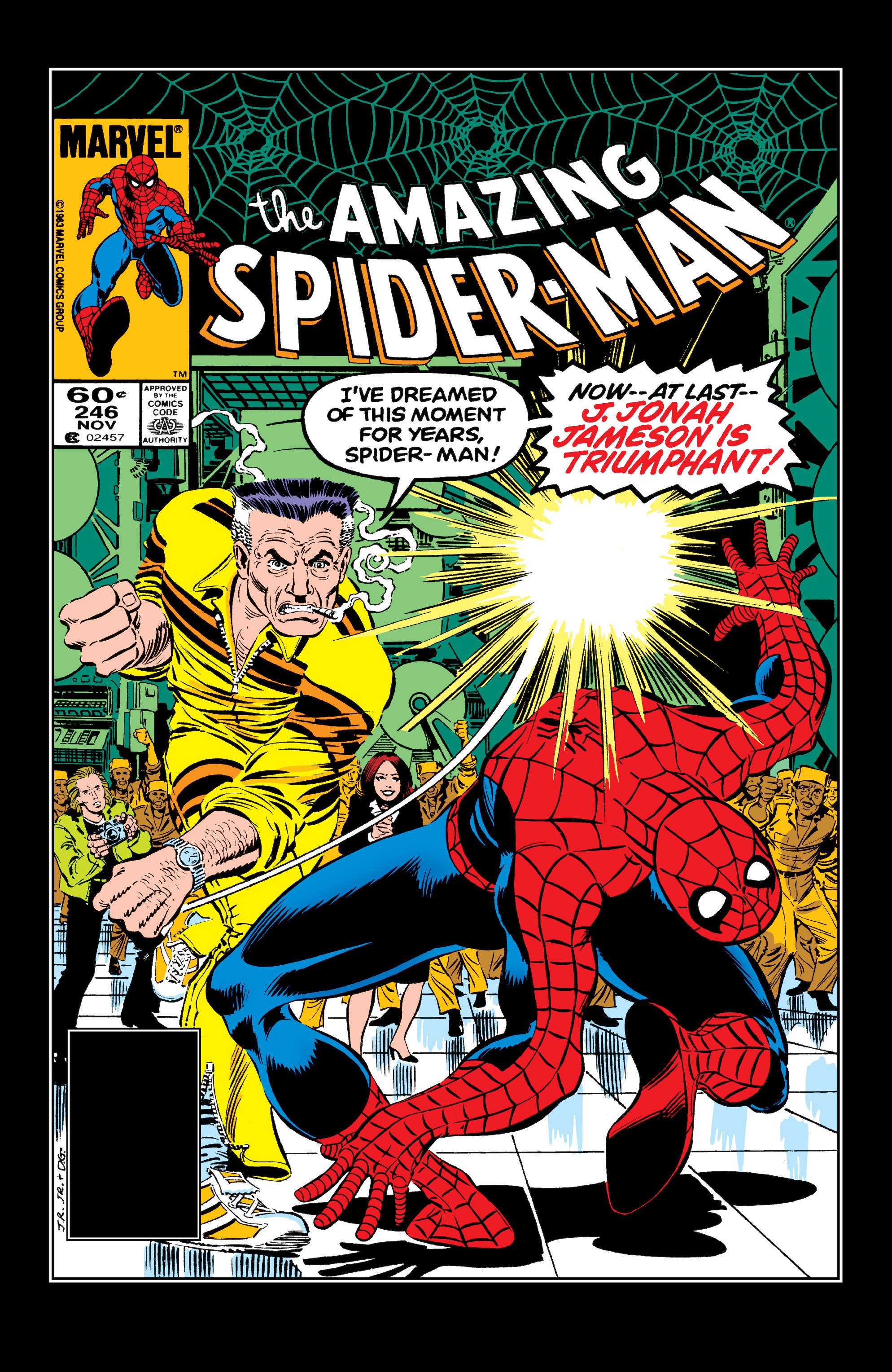 The Amazing Spider-Man (1963) 246 Page 1