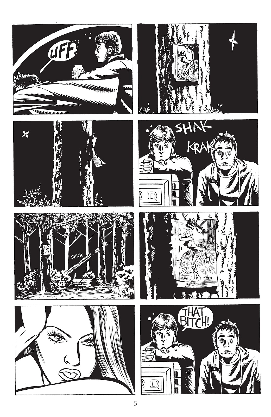 Stray Bullets Issue #34 #34 - English 7