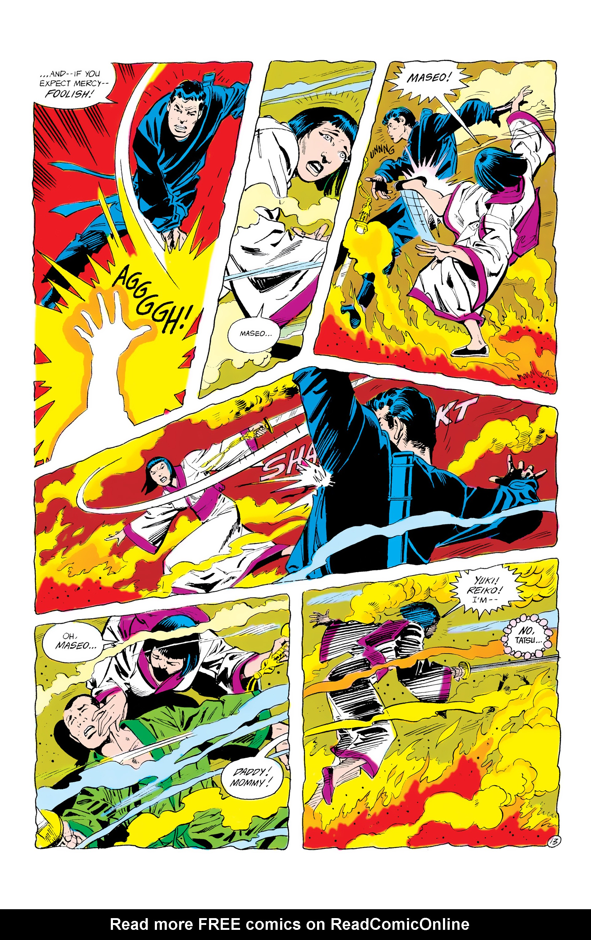 Batman and the Outsiders (1983) 12 Page 13