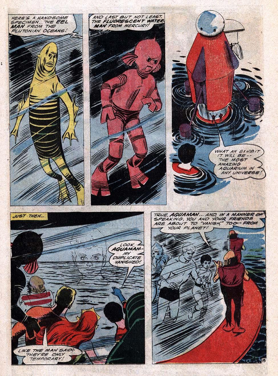 Aquaman (1962) Issue #27 #27 - English 21