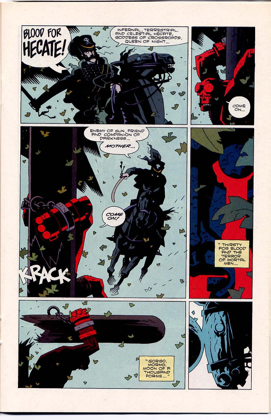 Hellboy: Wake the Devil Issue #5 #5 - English 13